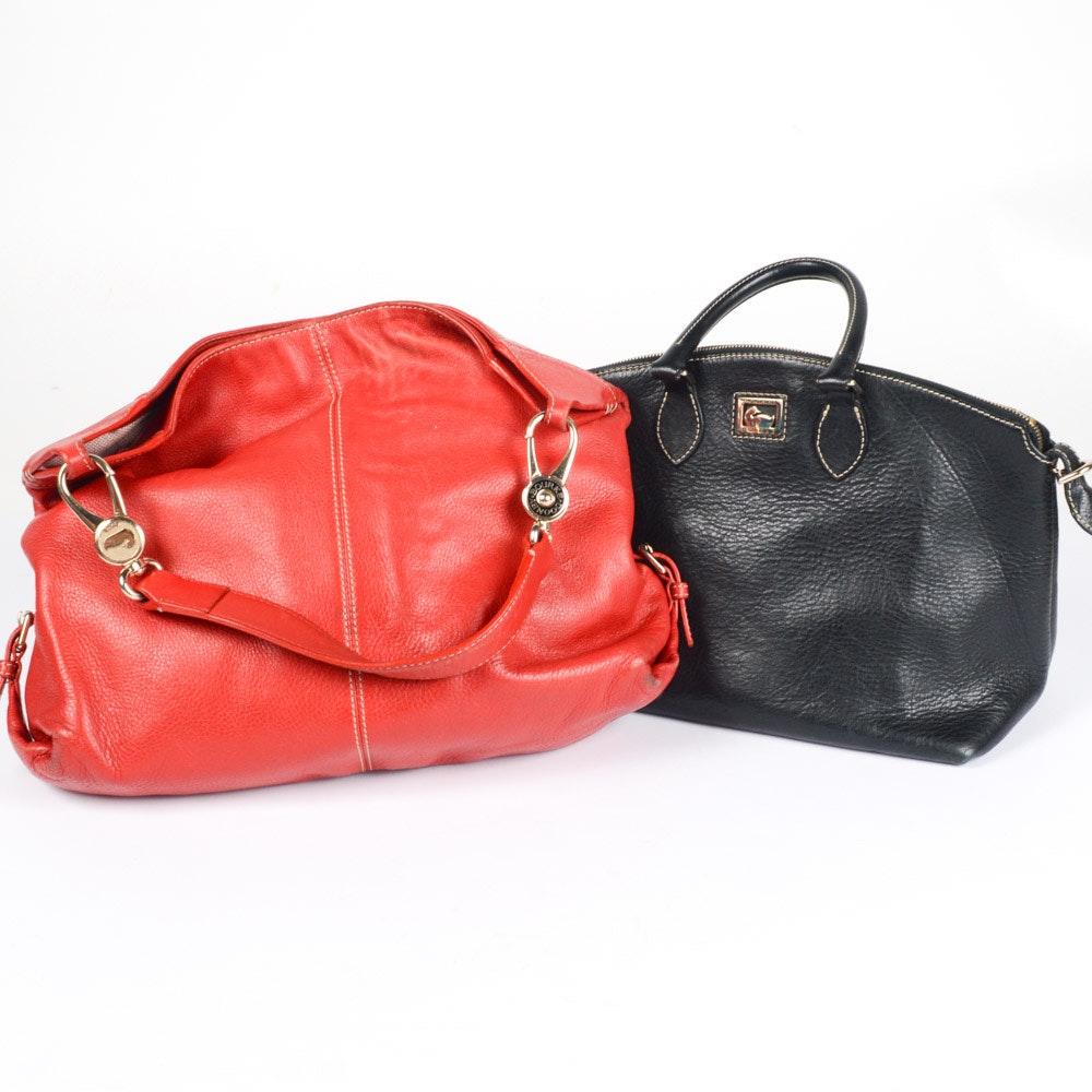 Dooney and Bourke Leather Handbags