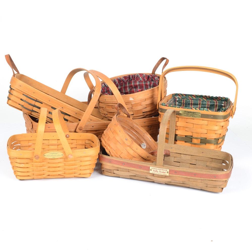 Longaberger Basket Collection