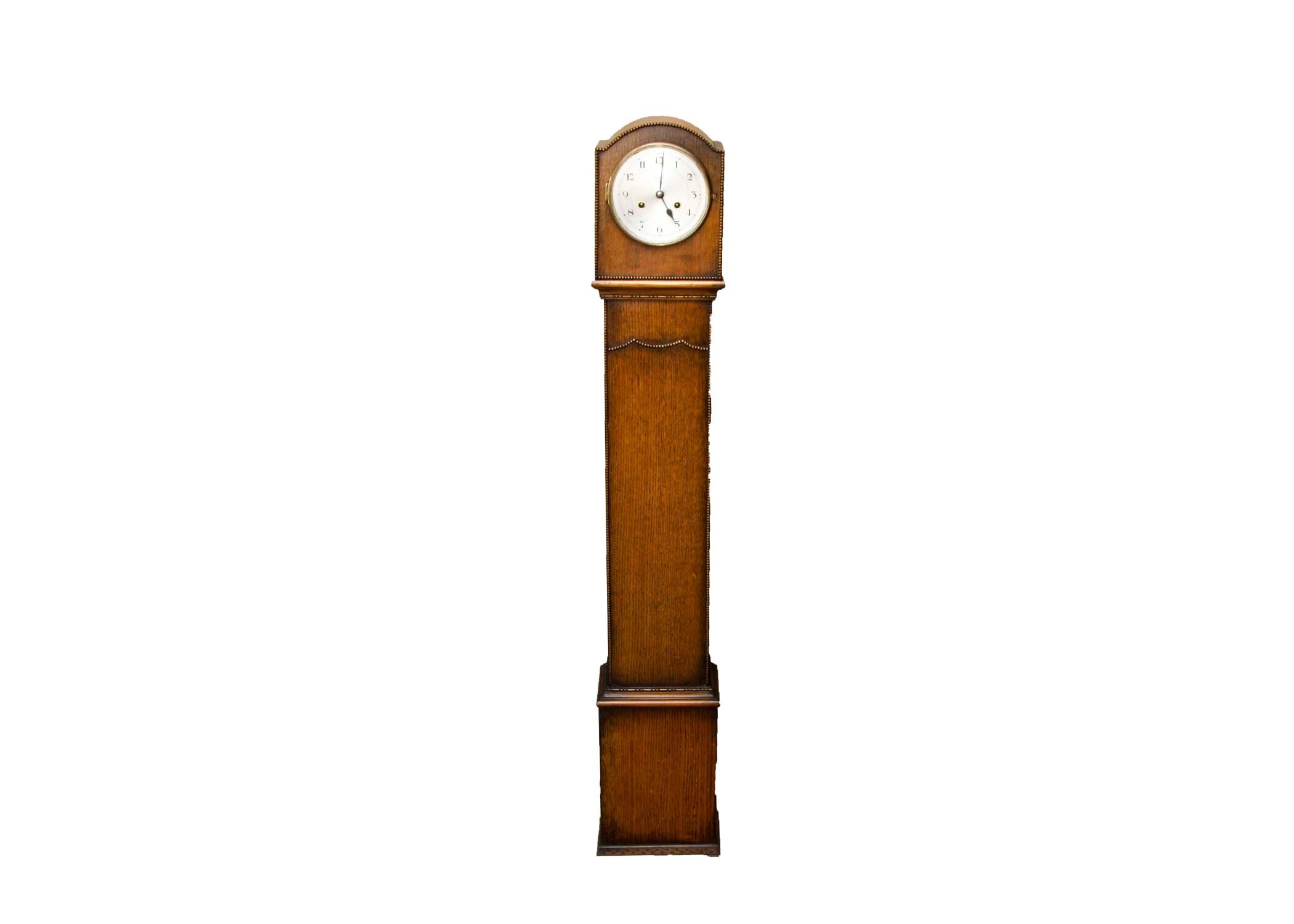 H. Samuel Everite Vintage Grandmother Clock