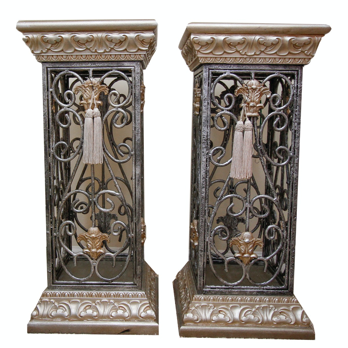 Decorative Metal Columns