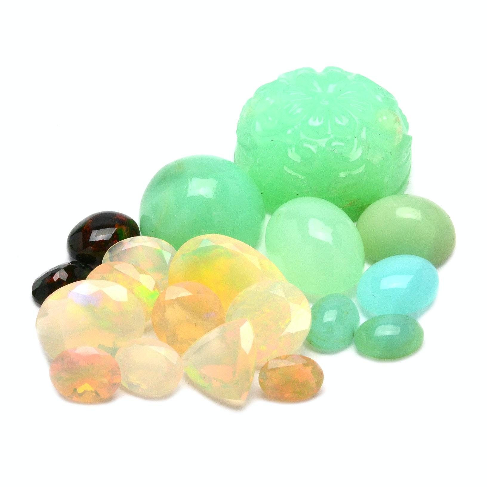 Loose Opal Varieties