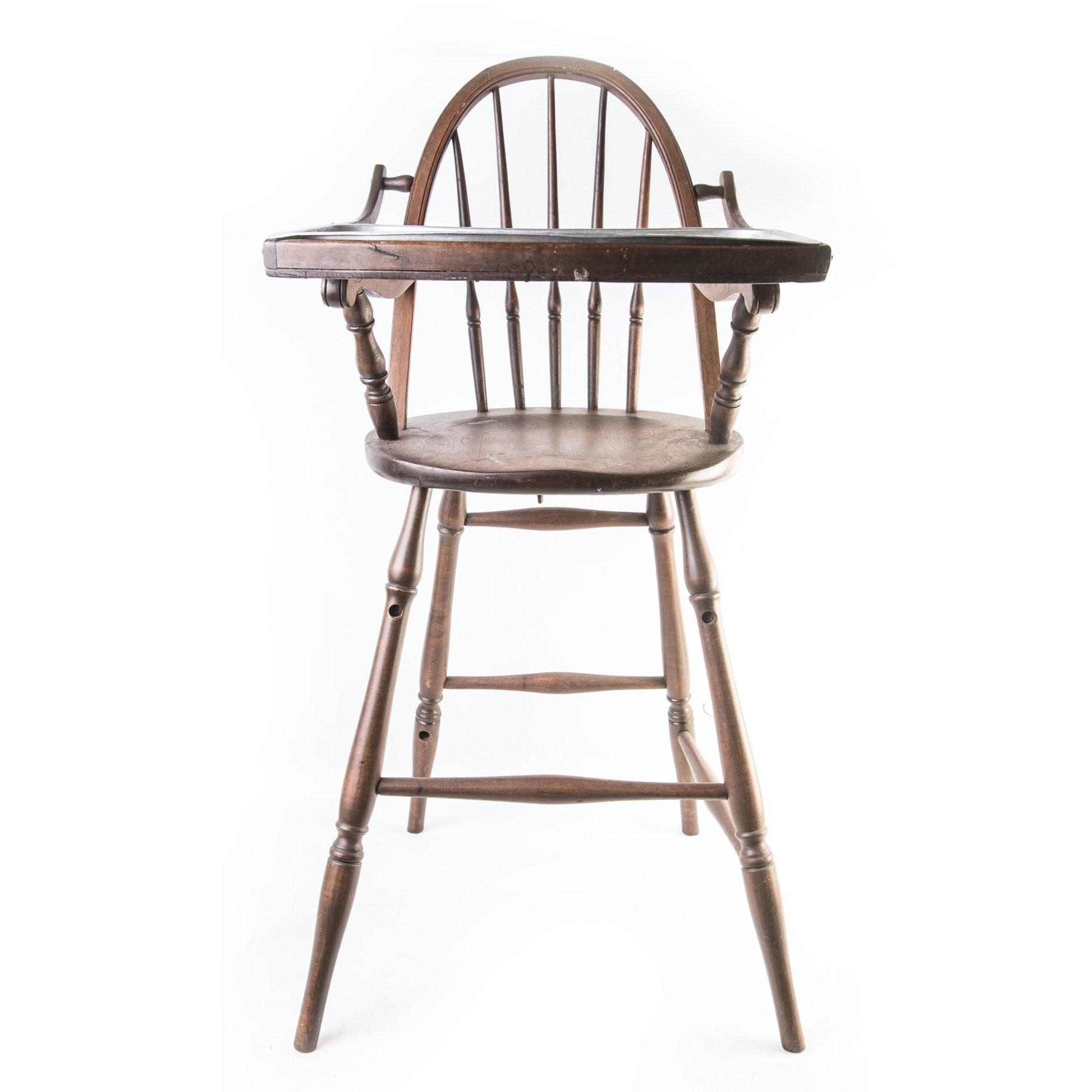 Vintage Cherry High Chair