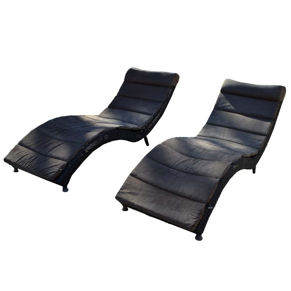 Patio Chaise Lounges
