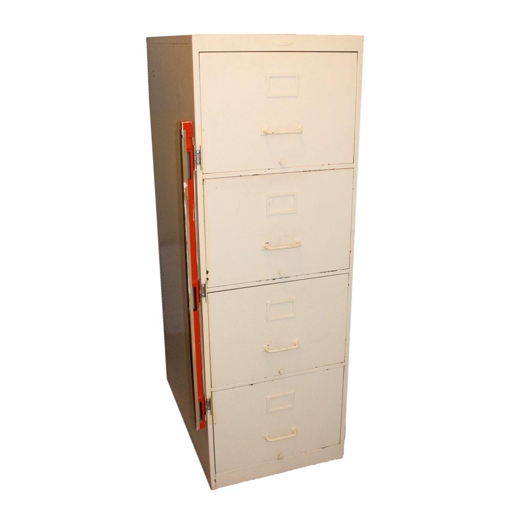Metal Vertical Filing Cabinet