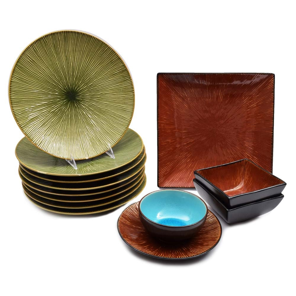 Target Home Dinner Plates and Tableware Assortment