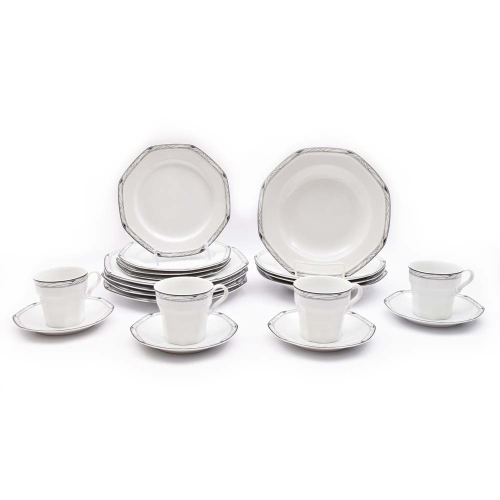 "Studio Nova ""Synthesis"" Dinnerware Set"