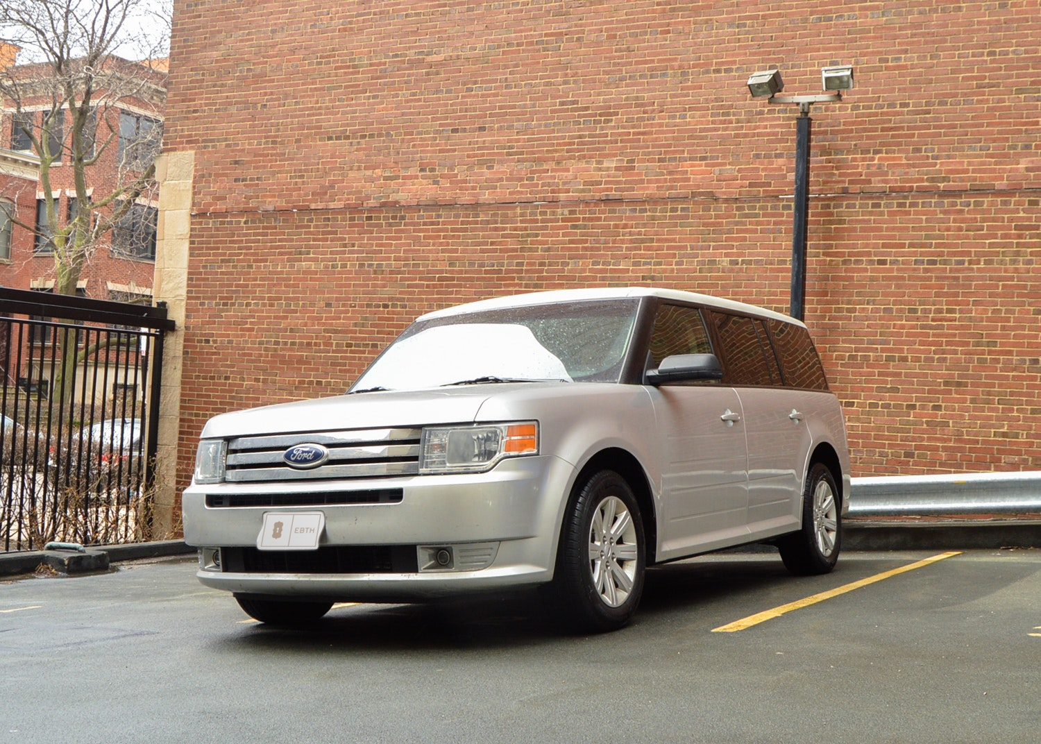 2012 Ford Flex Sport Utility Vehicle