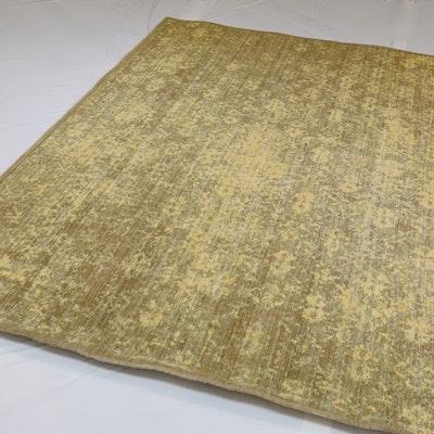 Machine-Woven Egyptian Erased Synthetic Area Rug