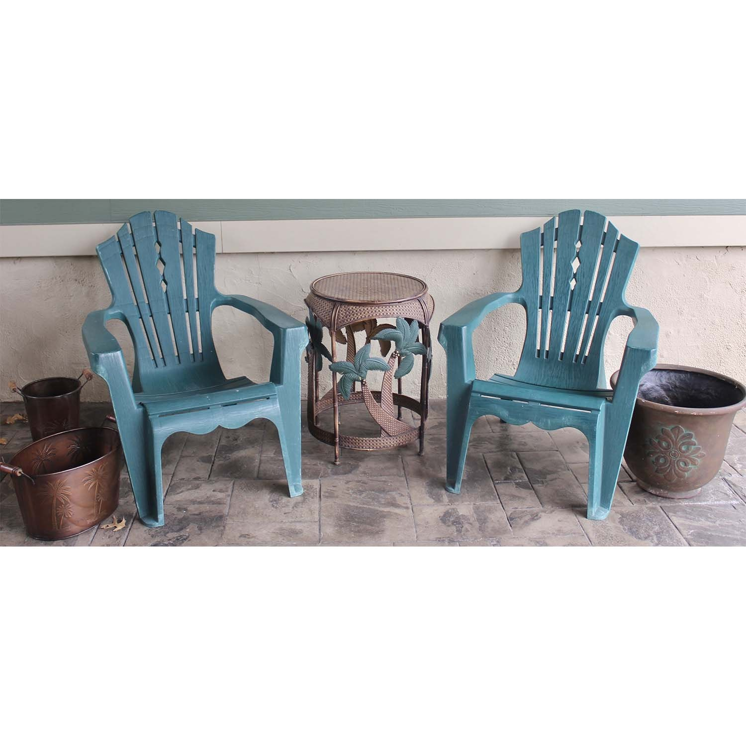 Outdoor Palm Tree Furniture