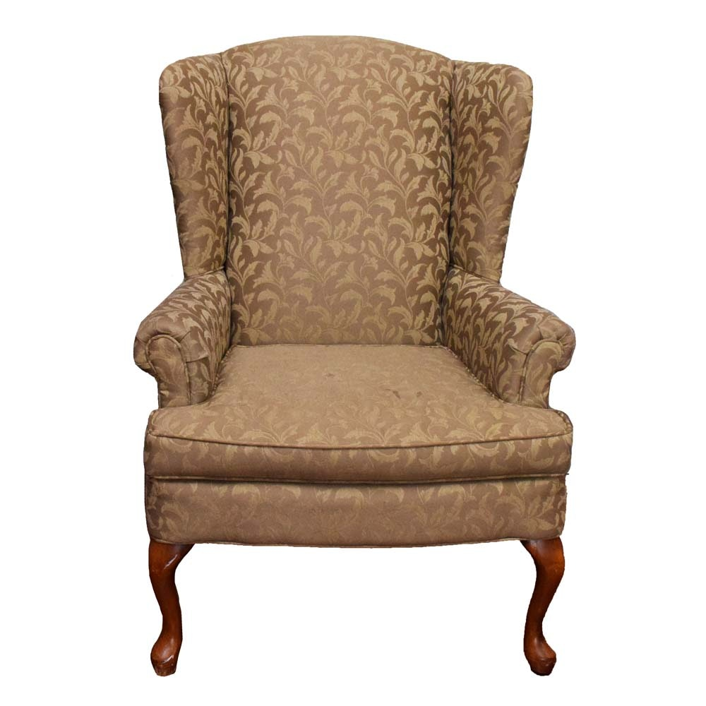 Wingback Chair by Hickory Park