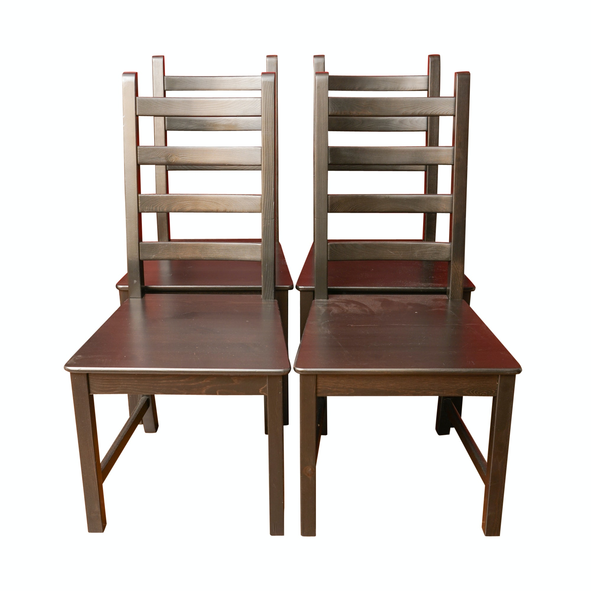 "Set of ""Kaustby"" Dining Chairs by IKEA"