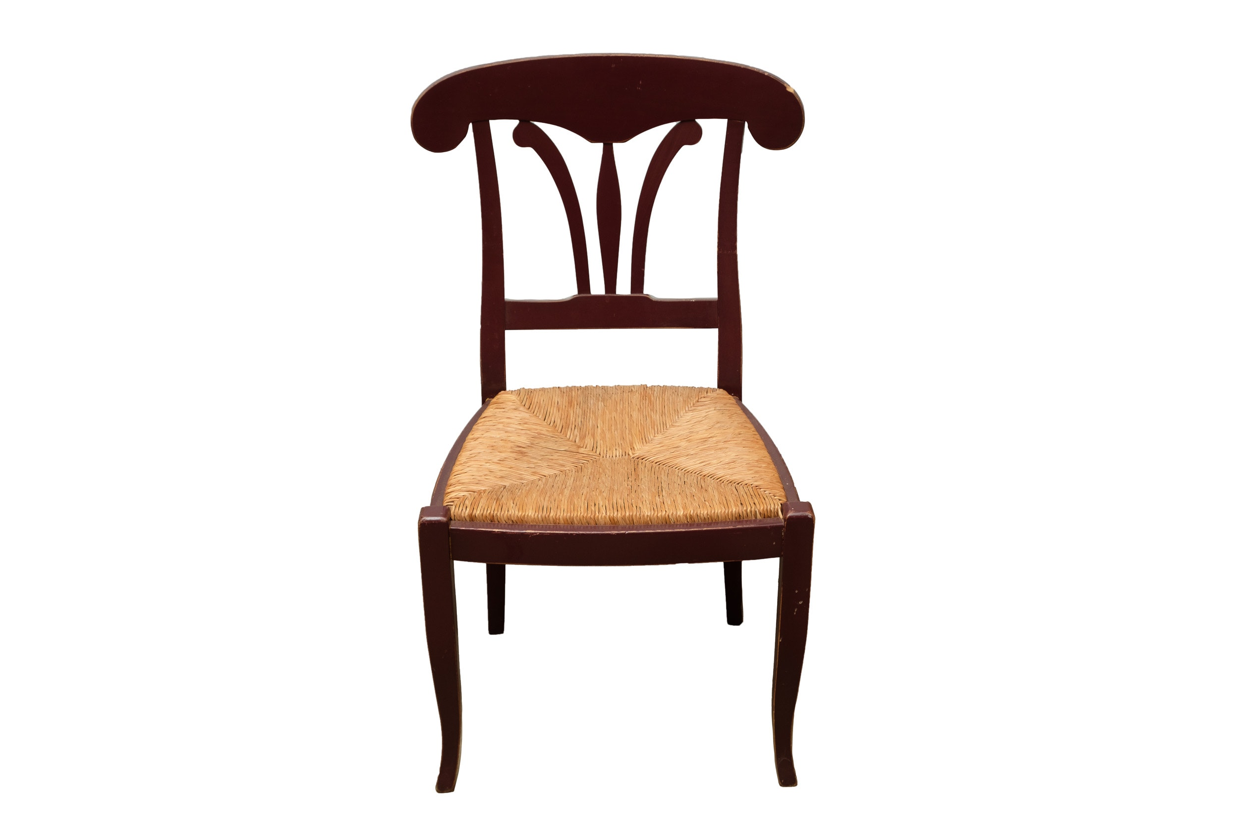 Biedermeier Style Side Chair