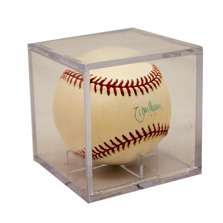 Autographed Randy Johnson Baseball