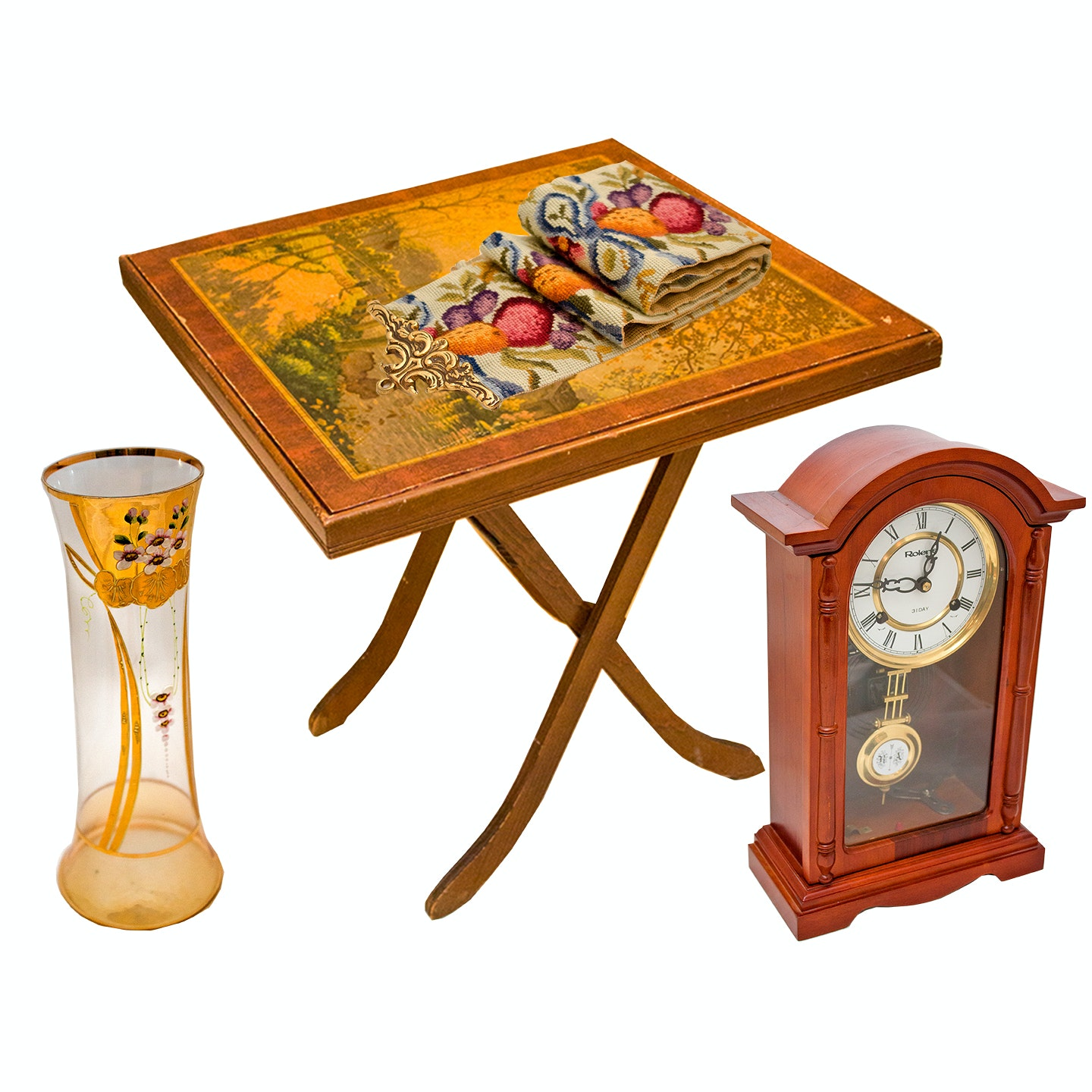 Vintage Table and Home Decor