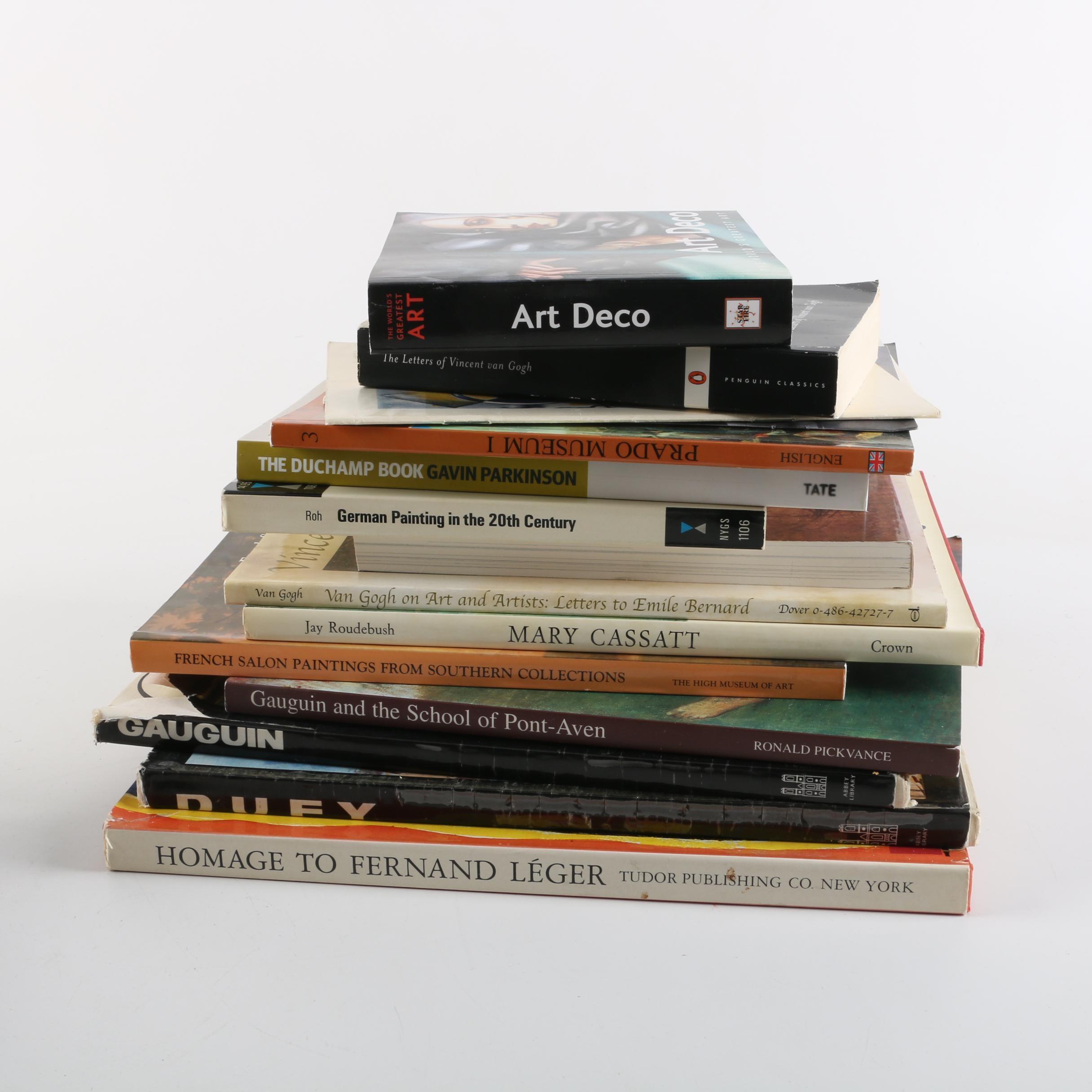 20th Century Artist Books
