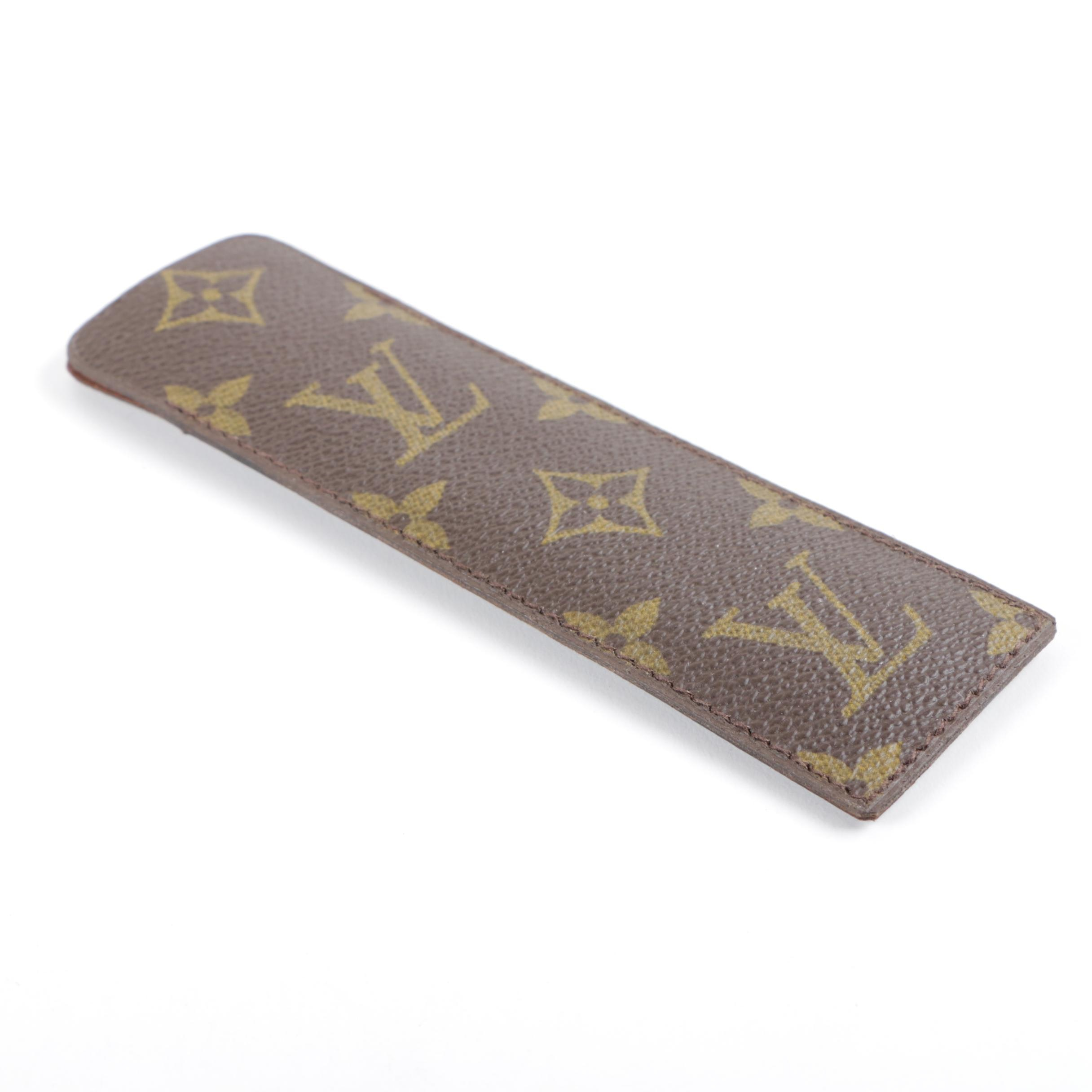 Vintage Louis Vuitton Eyeglass Case