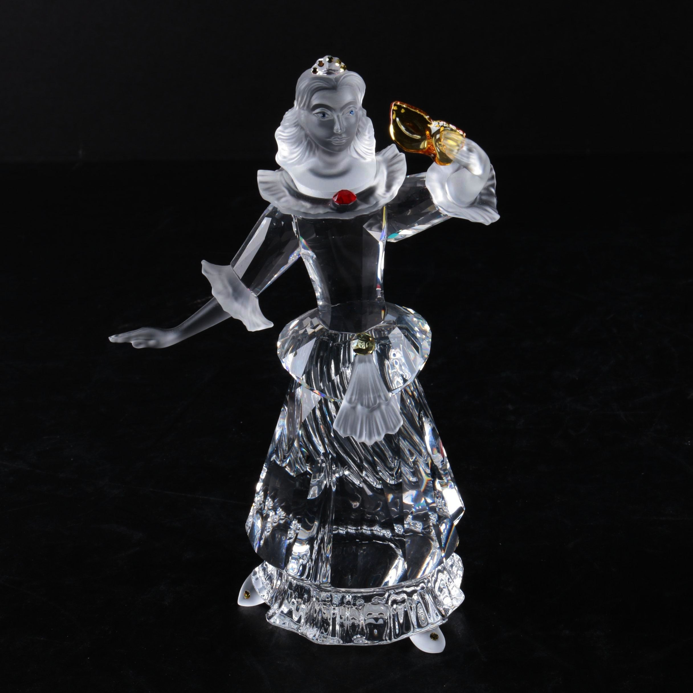 """Swarovski Crystal """"Columbine"""" Figurine"""