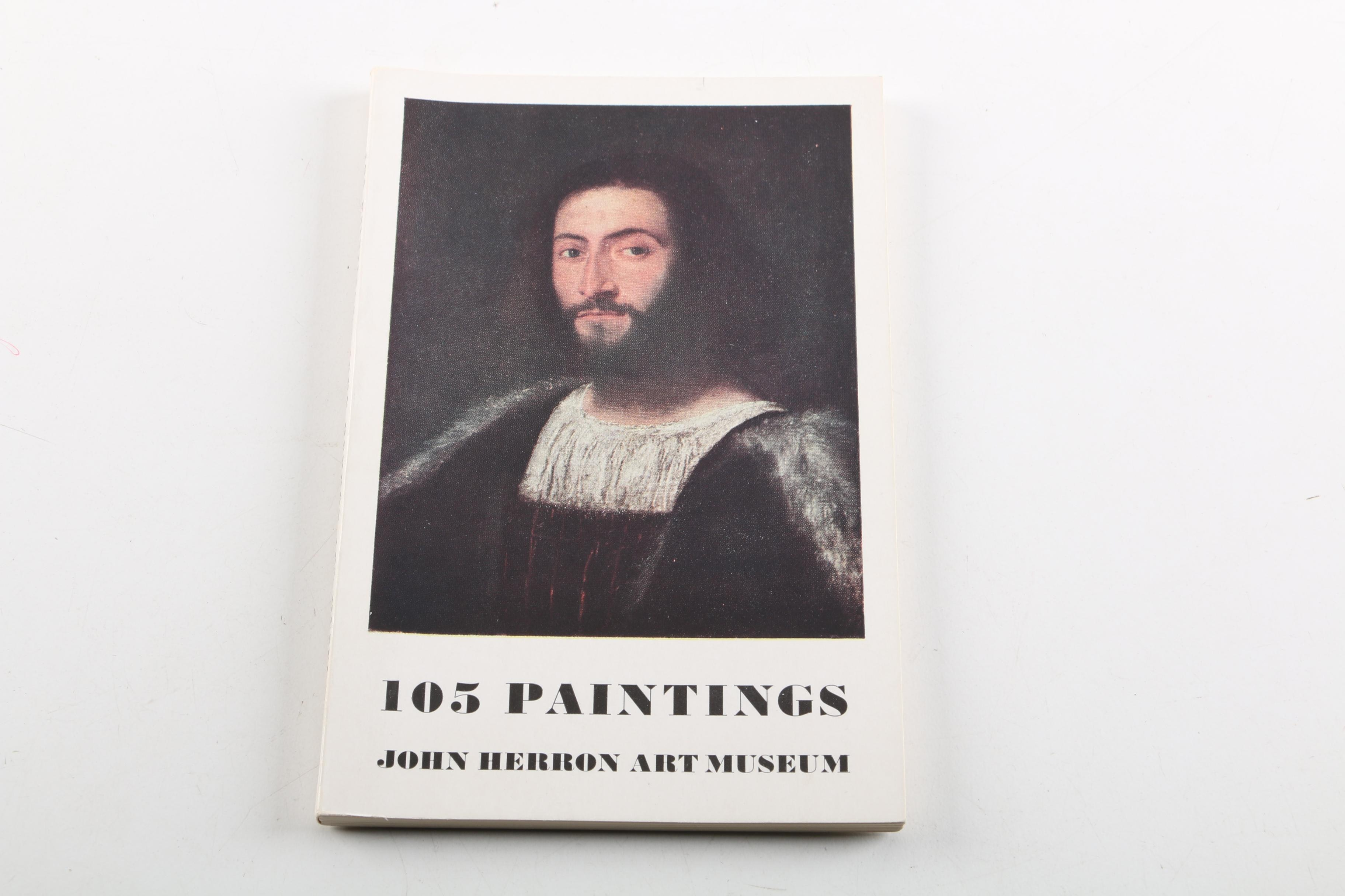 "Herron Art Museum Publications Including 1964 ""The Pre-Raphaelites"""