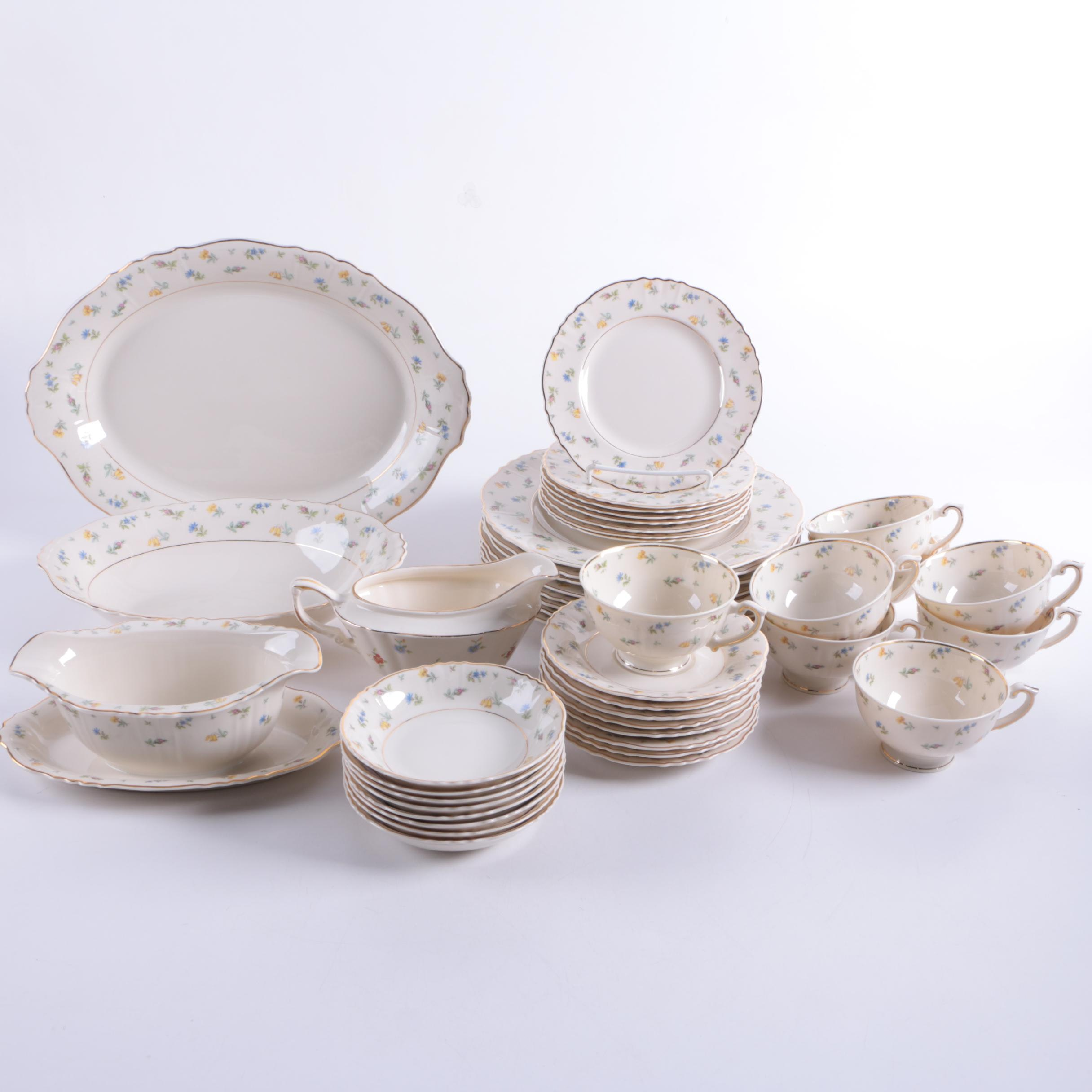 Syracuse China  Suzanne  Dinnerware ... & Syracuse China