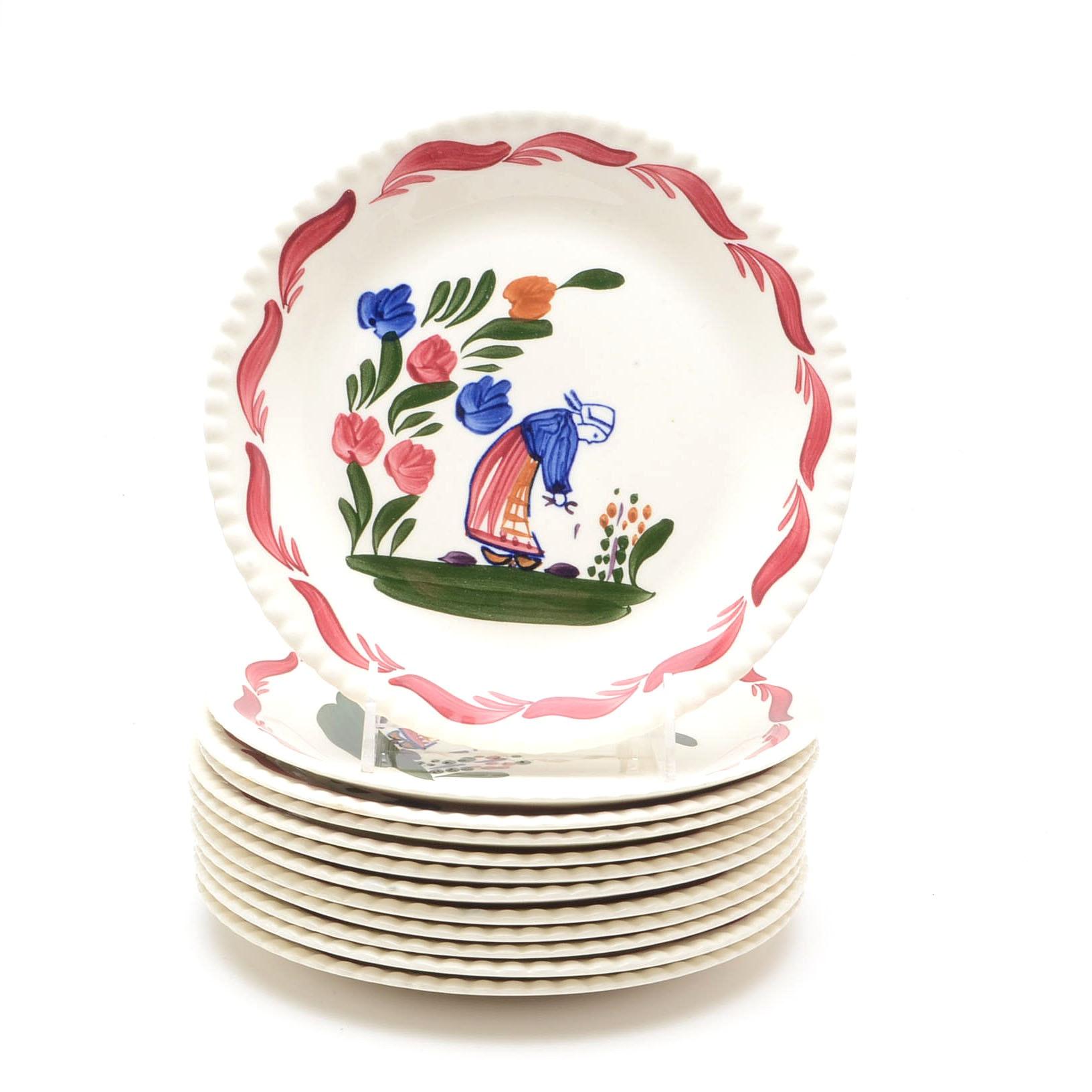 Southern Pottery Plates