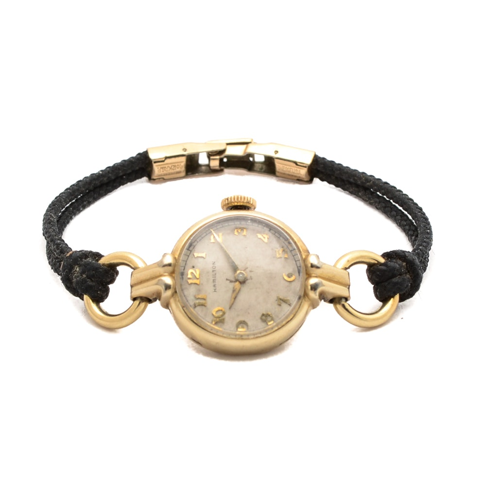 Vintage Hamilton Wristwatch