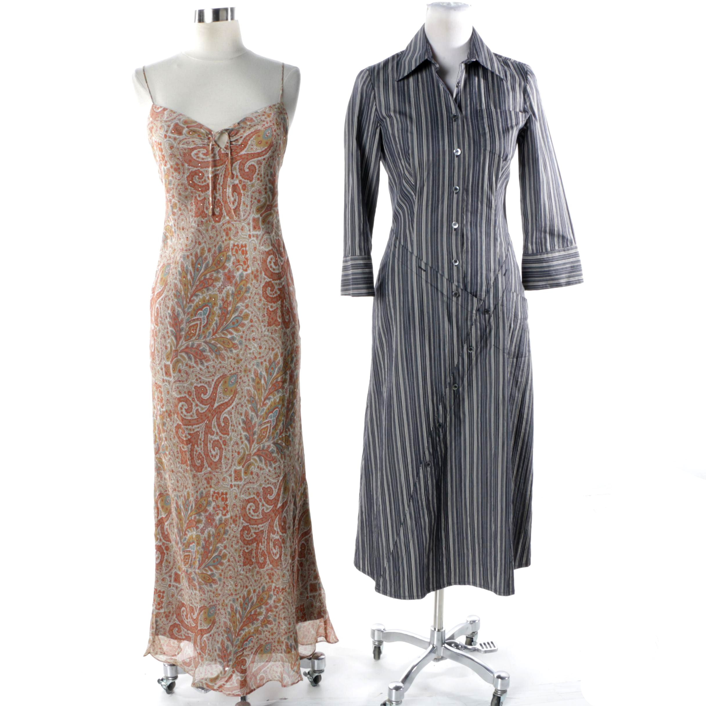 Casual Dresses Including Laundry by Shelli Segal and Tehen