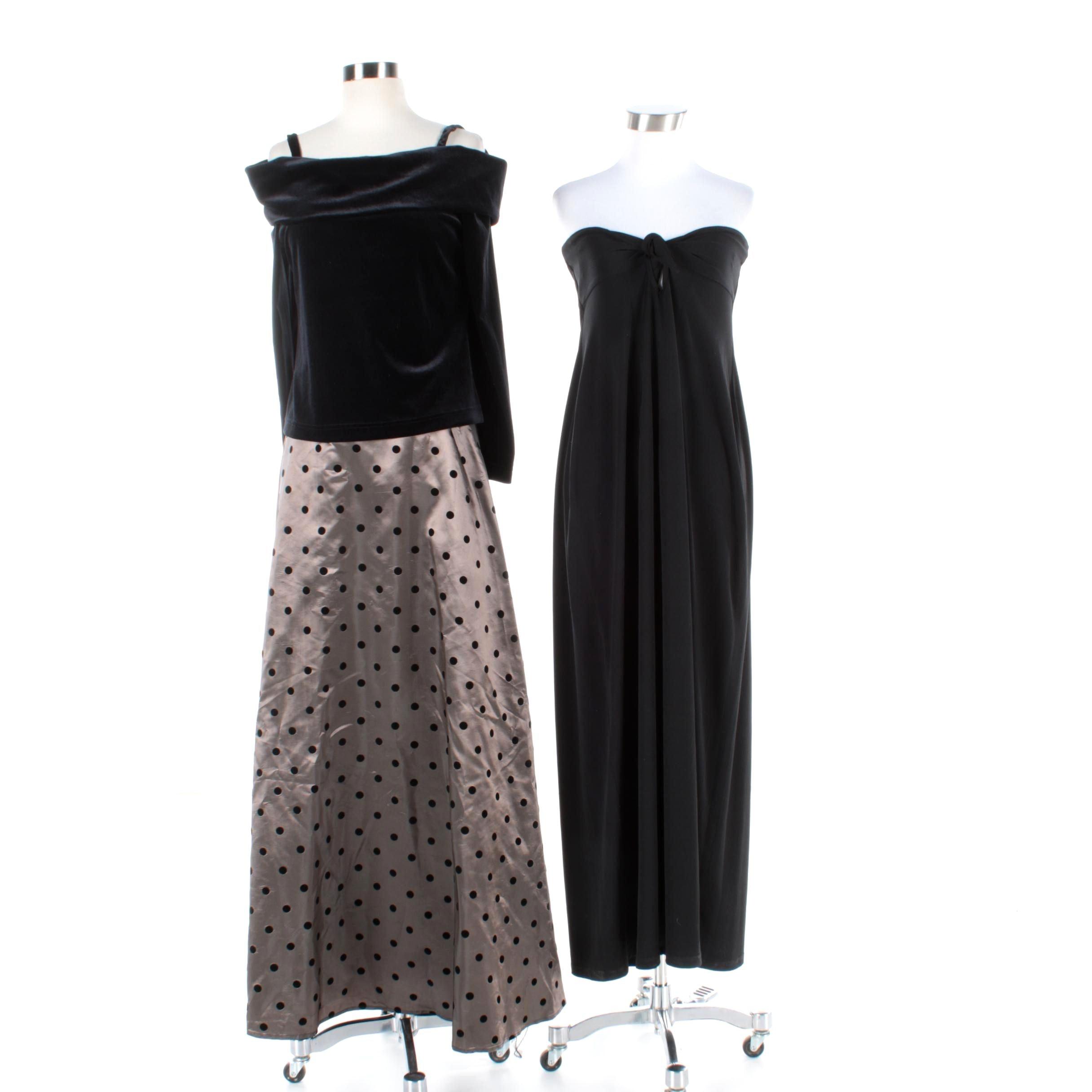 Olian and JBS Limited Dresses
