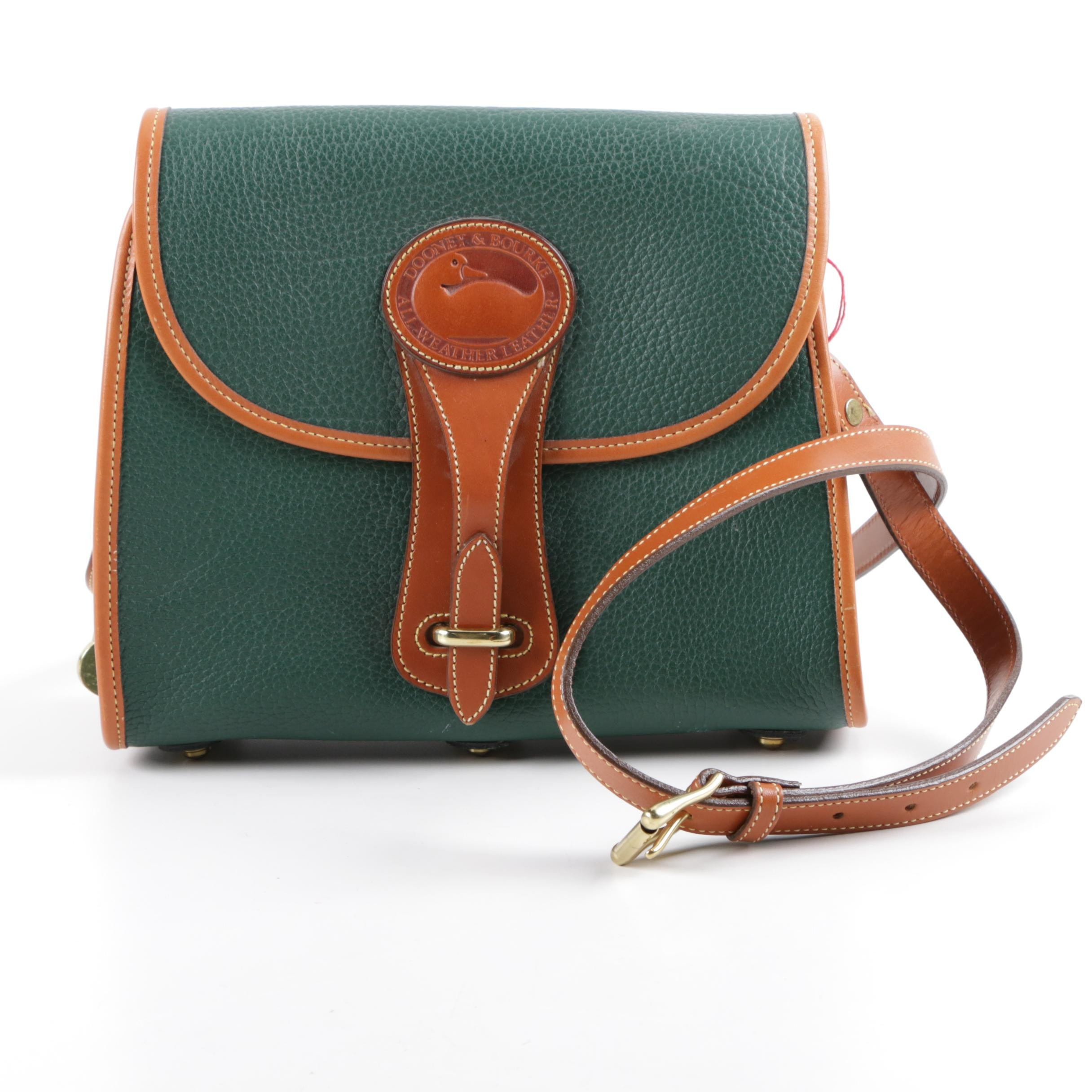 Dooney & Bourke All-Weather Leather Shoulder Bag
