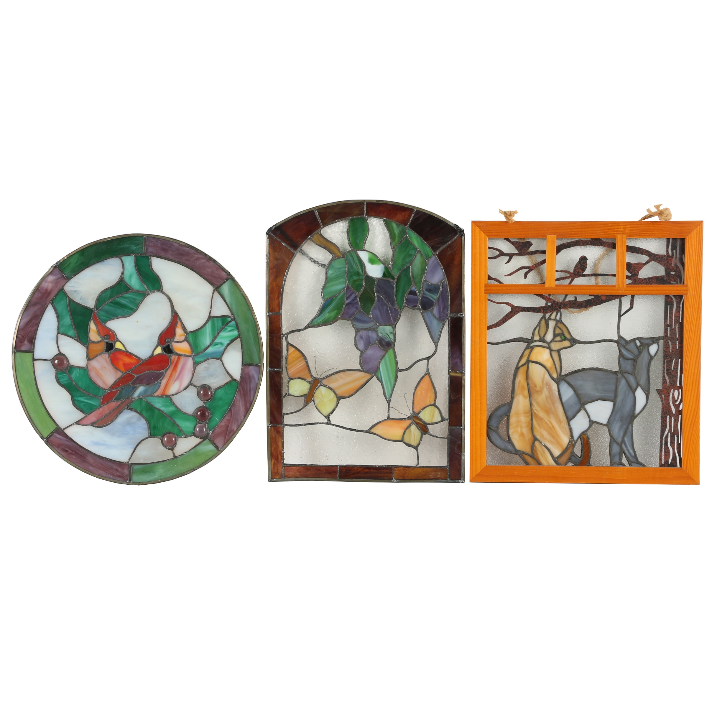 Stained Glass Wall Hangings