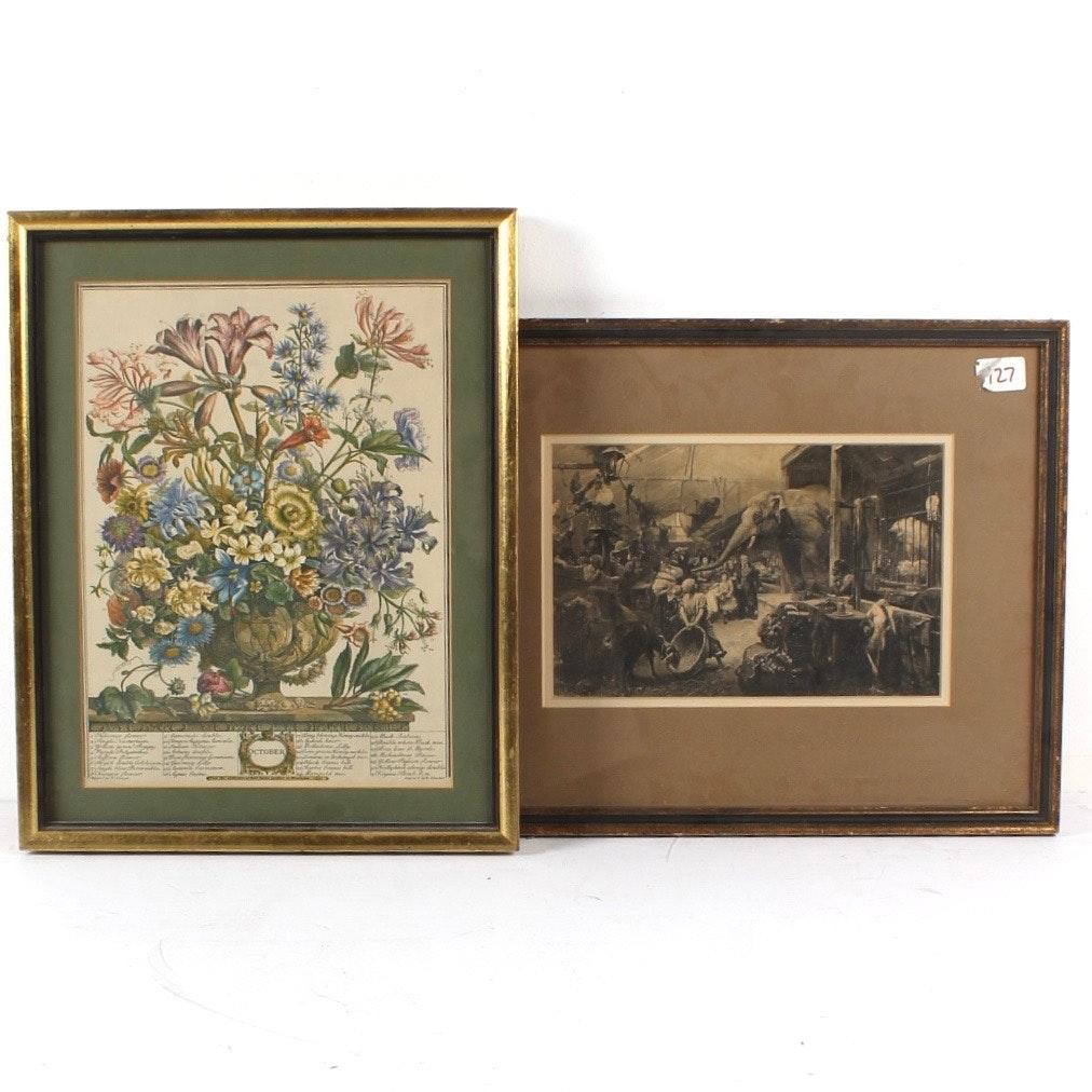 Victorian Era Style Prints