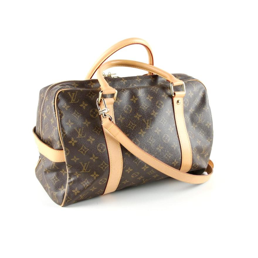 4bd00ef338d4 Louis Vuitton Monogram Carryall   EBTH