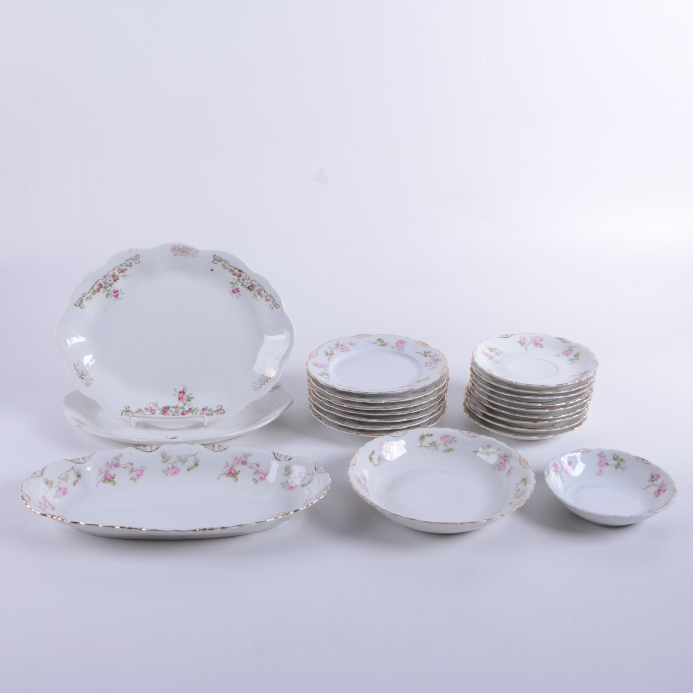 C.T. Altwasser Porcelain and Colonial Ceramic Tableware