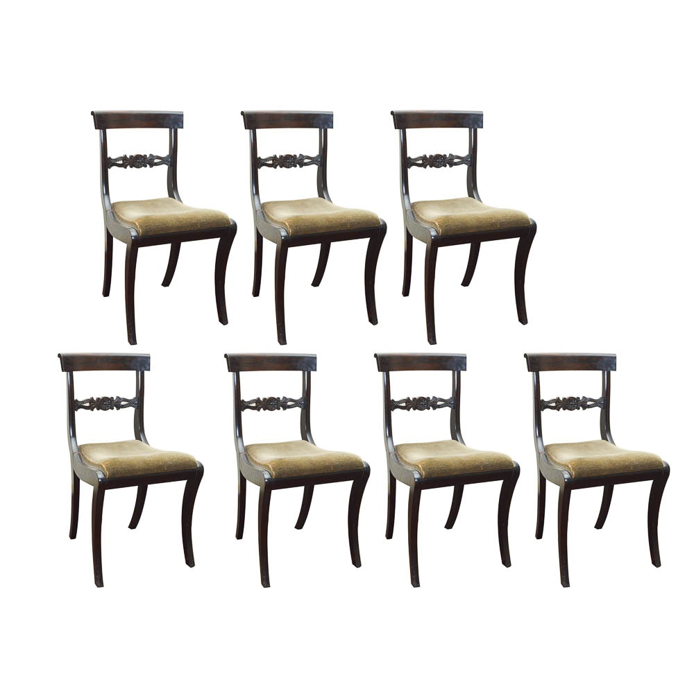 Seven Period Federal Dining Chairs*