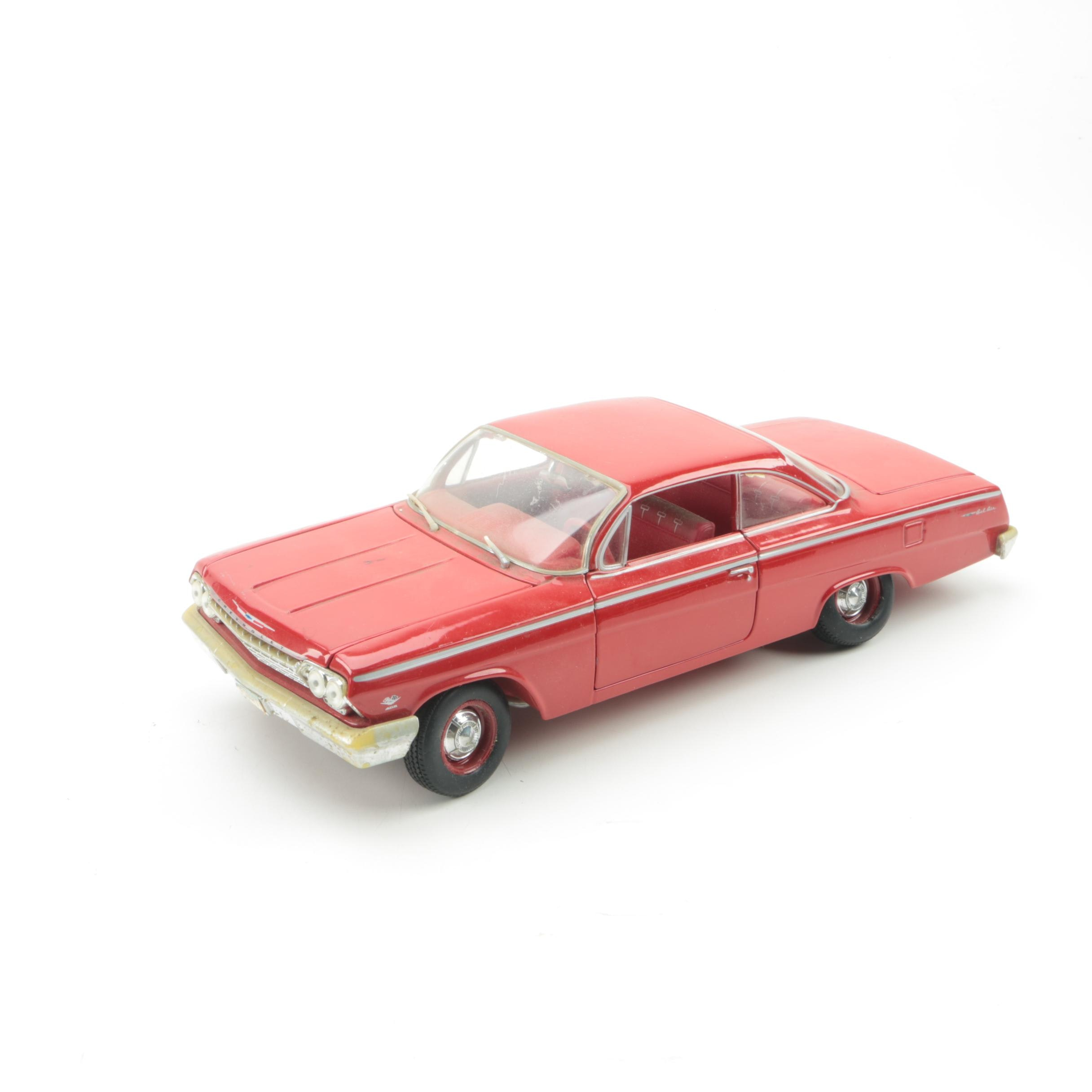 1952 Chevrolet Bel Air Die-Cast Car by Maisto