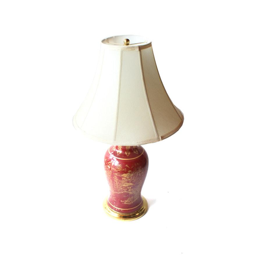 Asian inspired table lamp ebth asian inspired table lamp aloadofball Choice Image