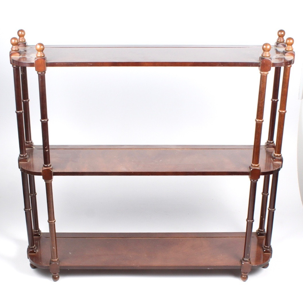 Bombay Company Convertible Display Shelf