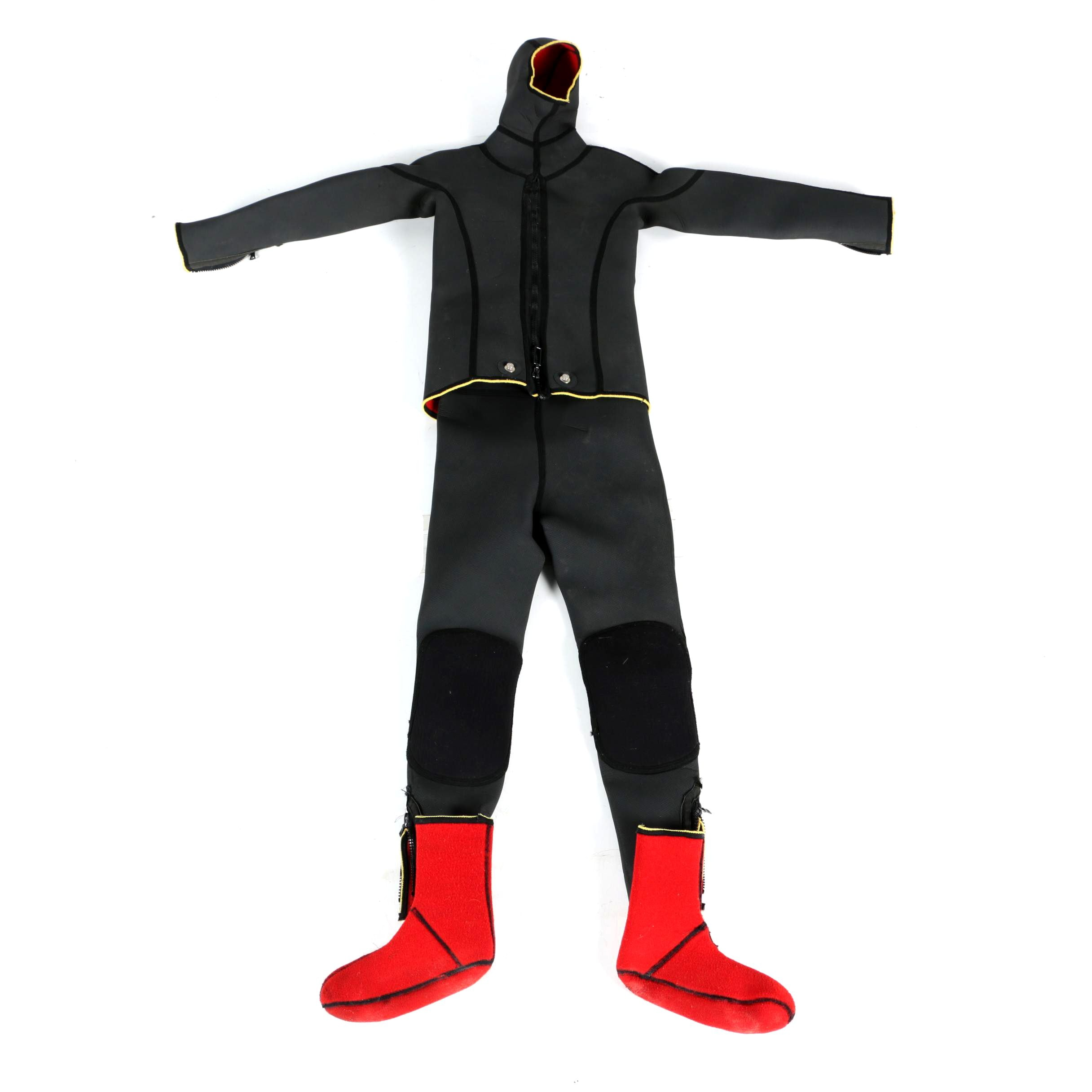 Scuba Suit and Boots