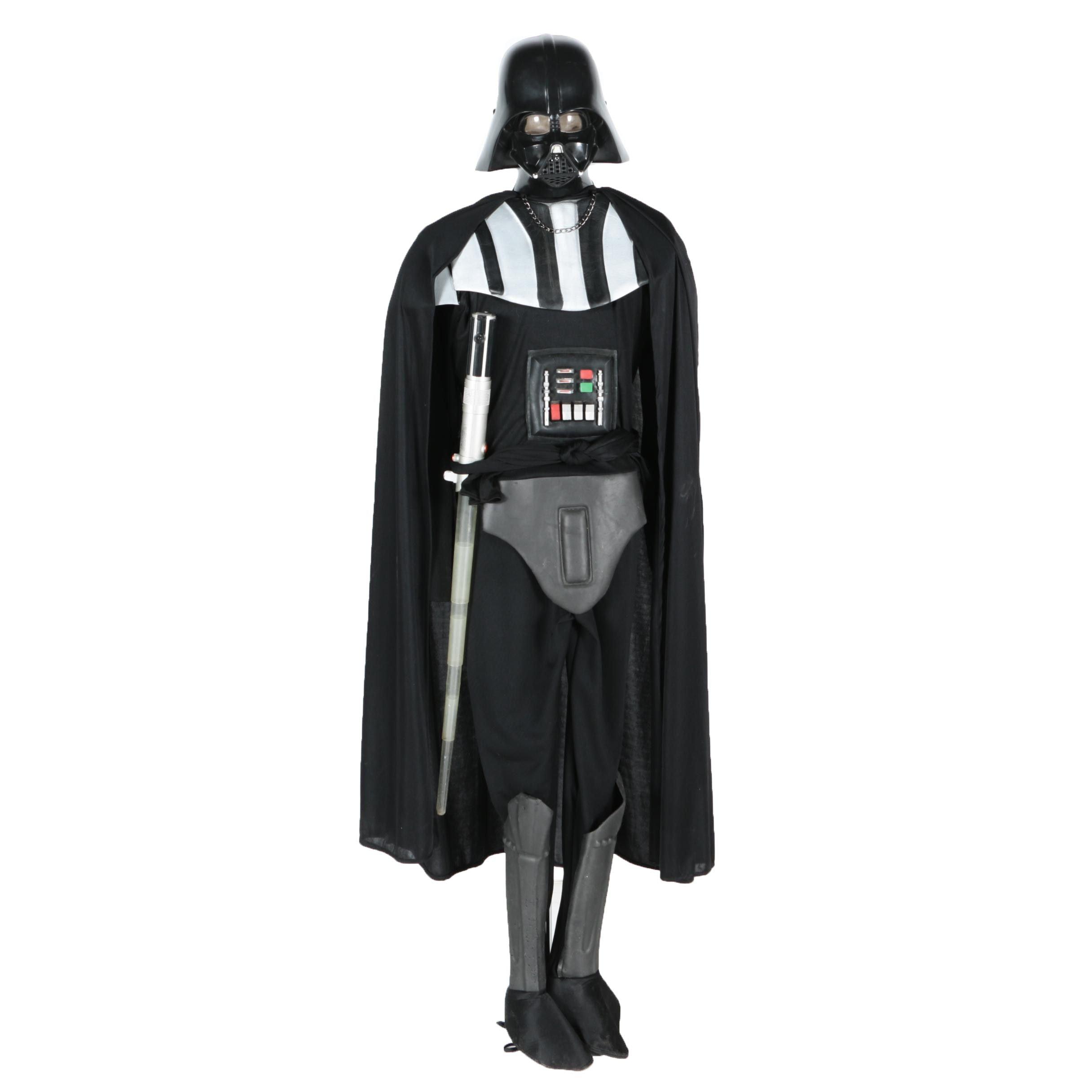 Men's Darth Vader Costume