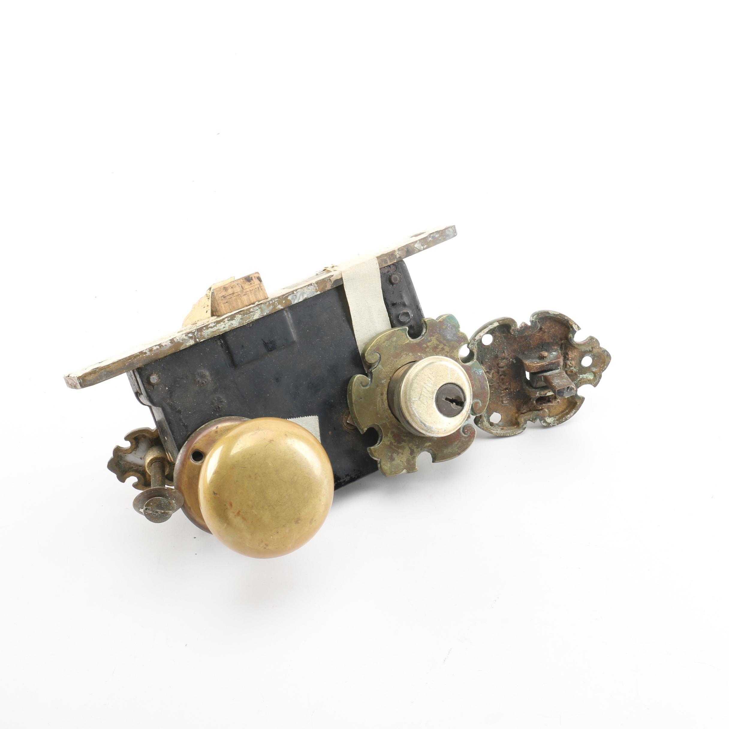 Russwin Mortisse Lock and Door Hardware