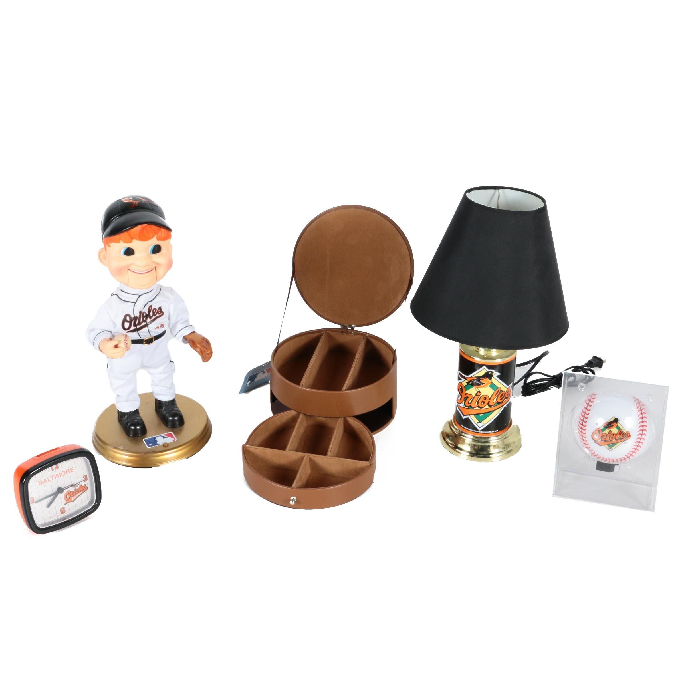 Baltimore Orioles Collectibles