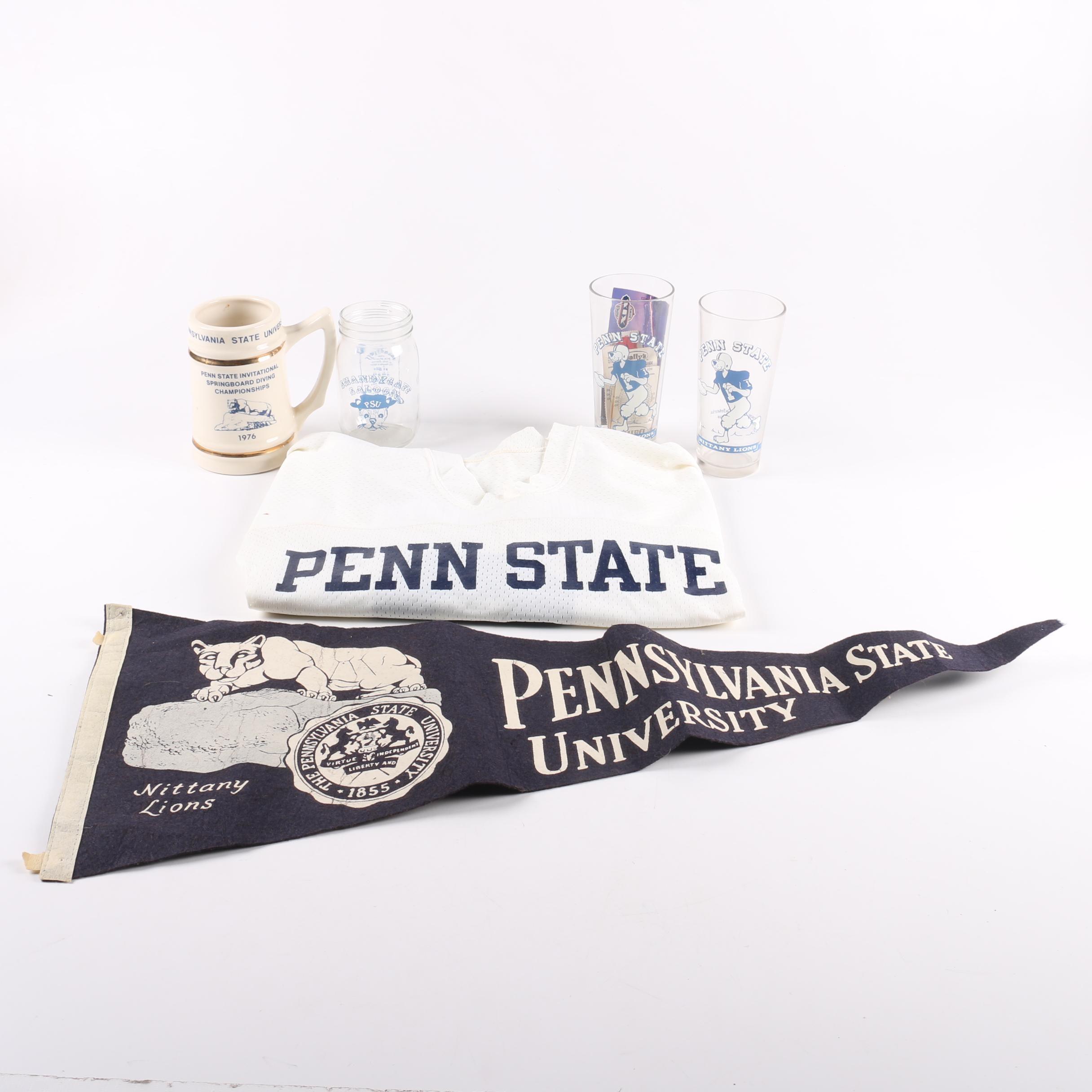 Penn State University Memorabilia