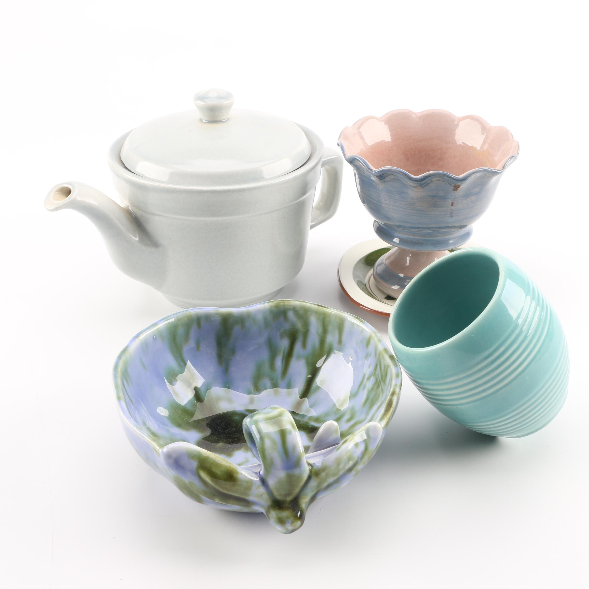 "Stangl Tableware Including ""Terra Rose"" and ""Caribbean"""