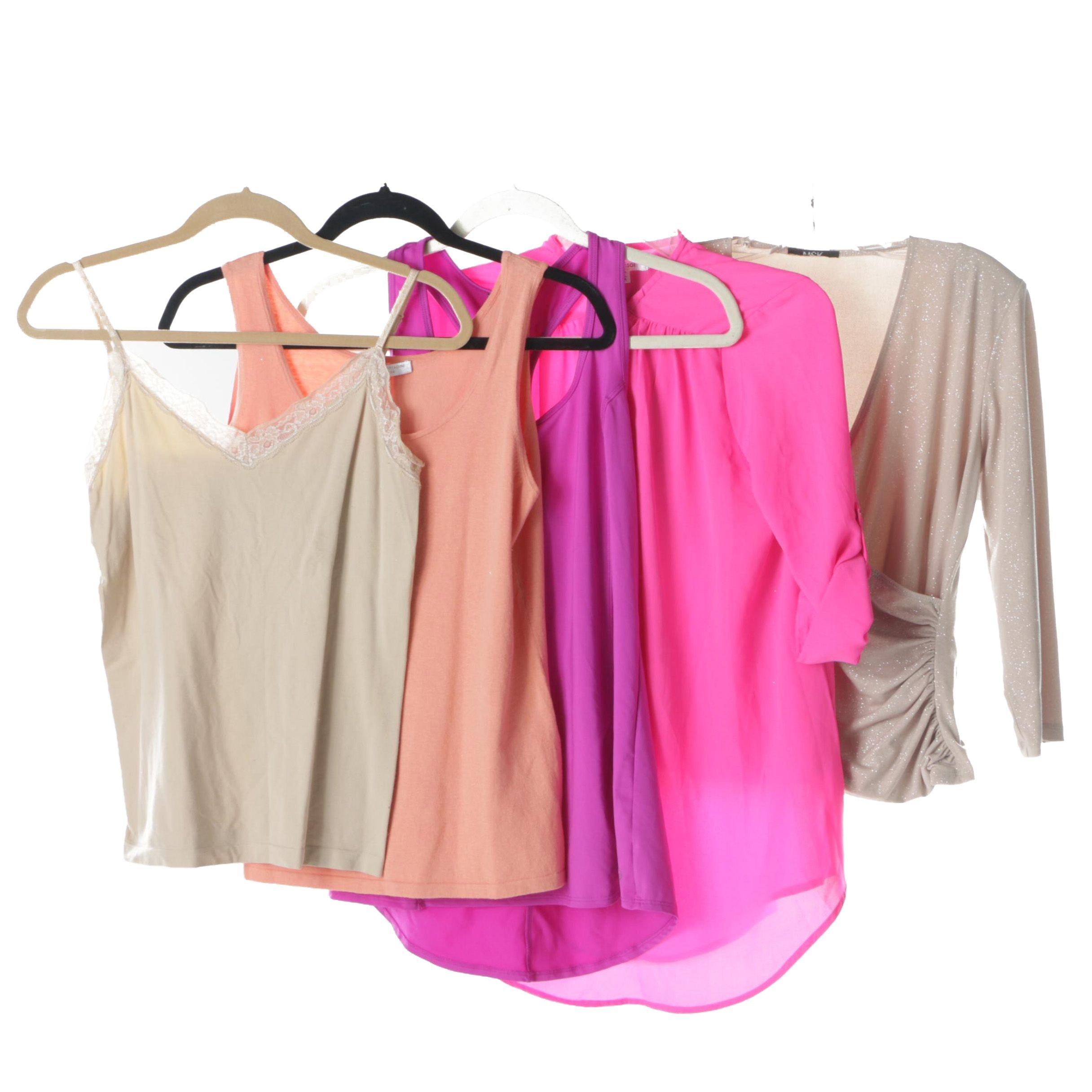 Women's Shirts Including Adrienne Vittadini