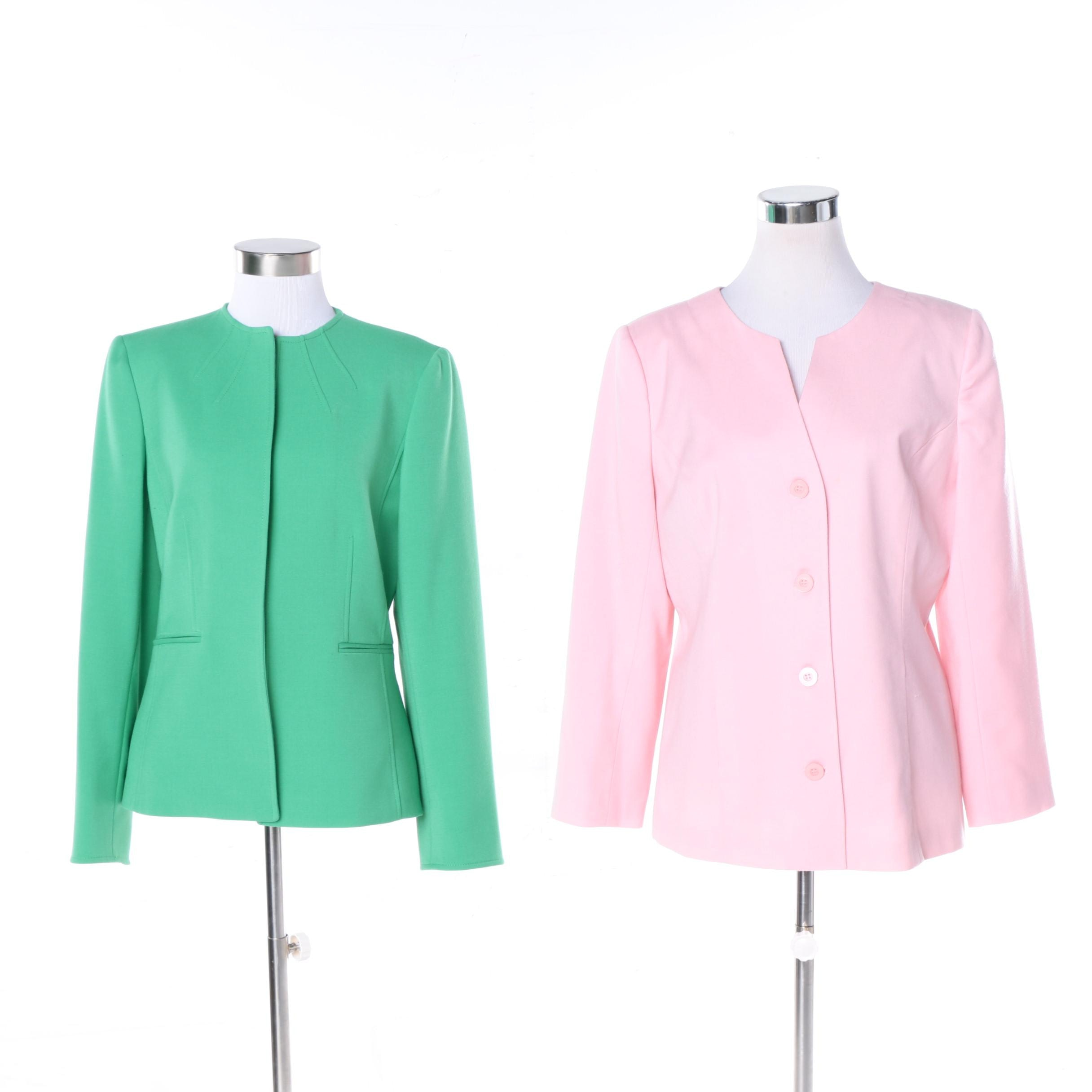 Women's Suit Jackets Including Tahari Arthur S. Levine