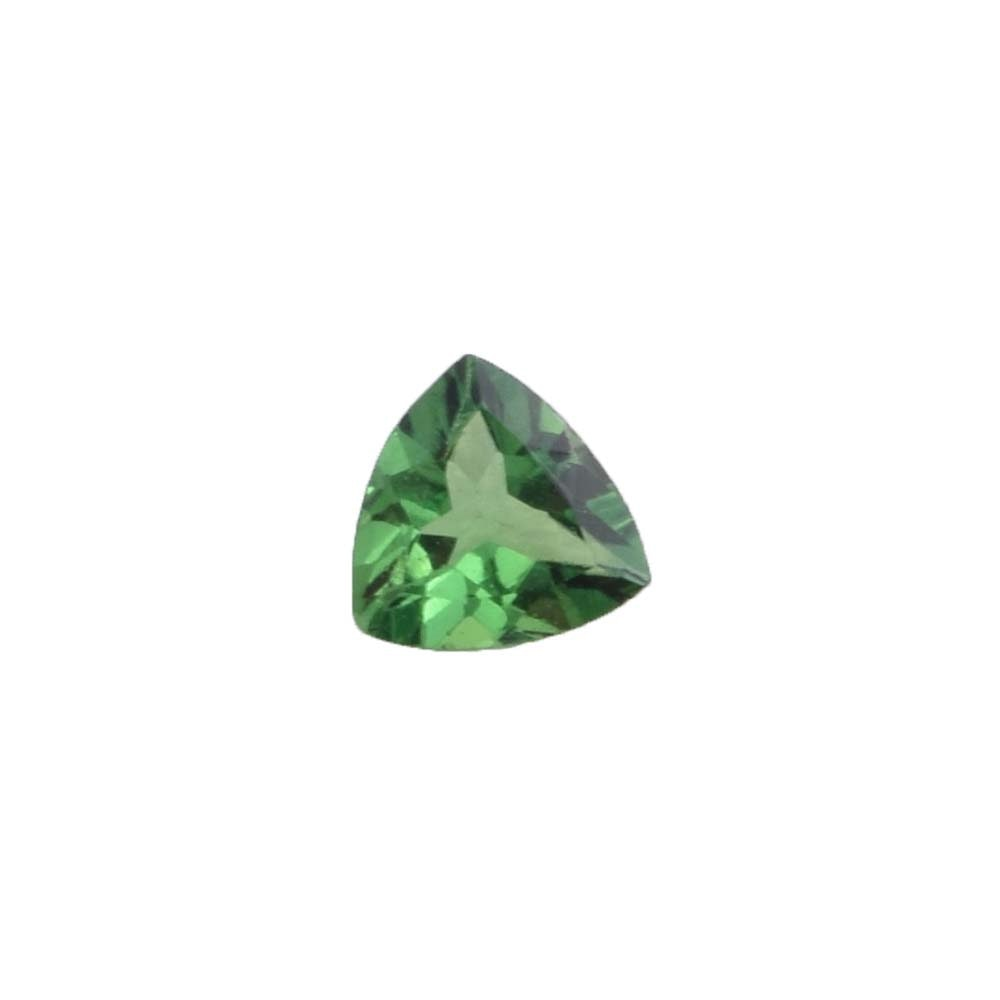 Loose 0.23 CT Tsavorite Garnet Gemstone