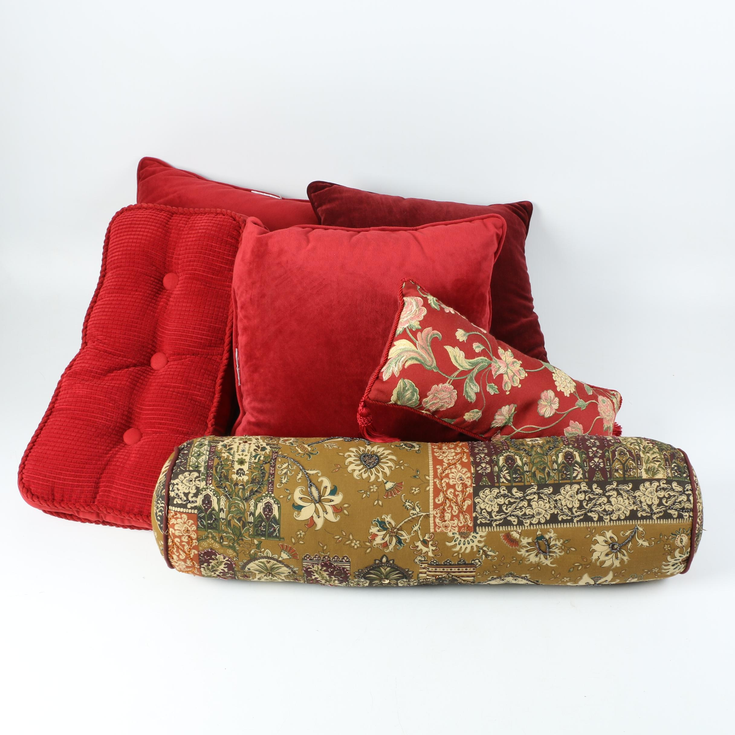 Bolster and Accent Pillows