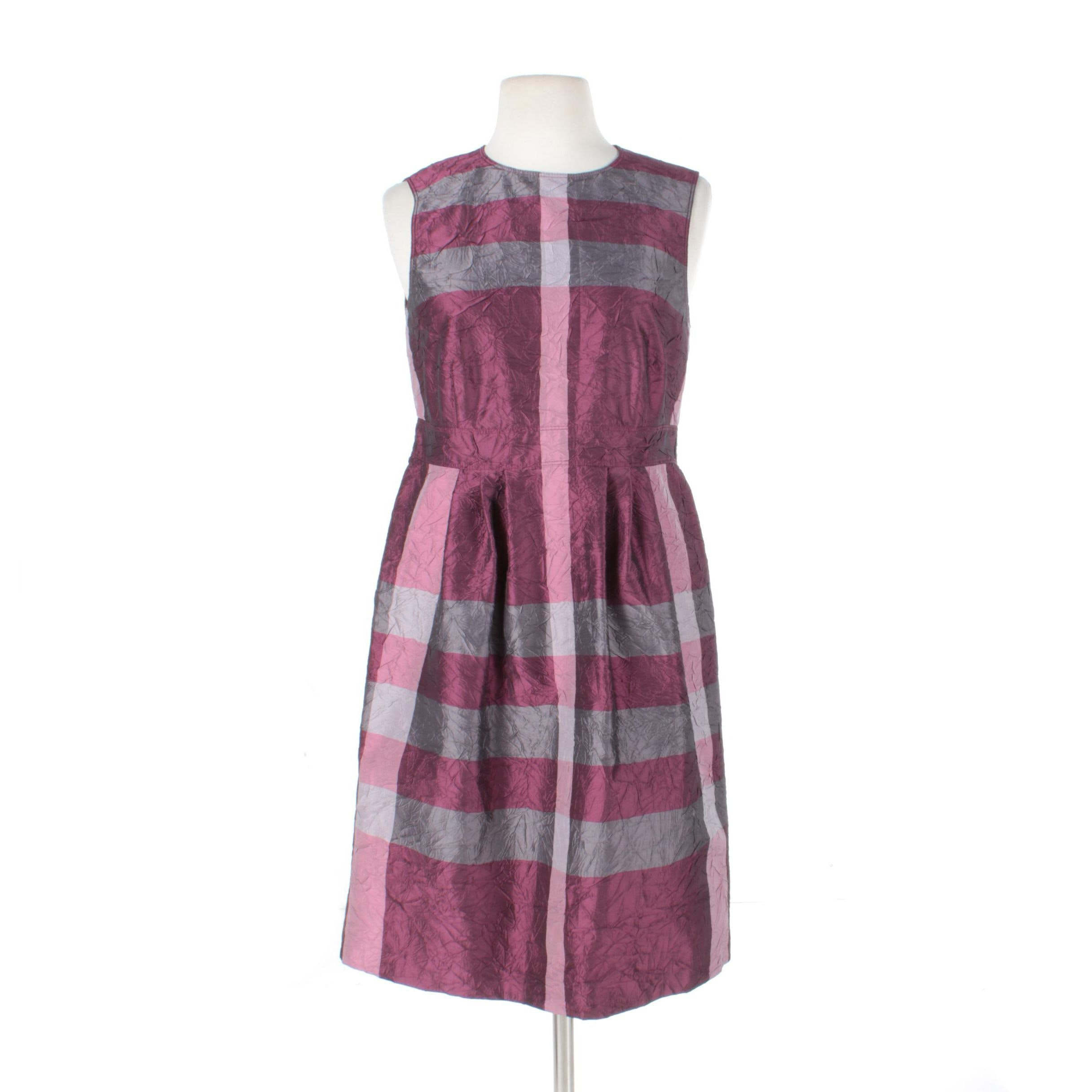 Women's Burberry London Sleeveless Dress