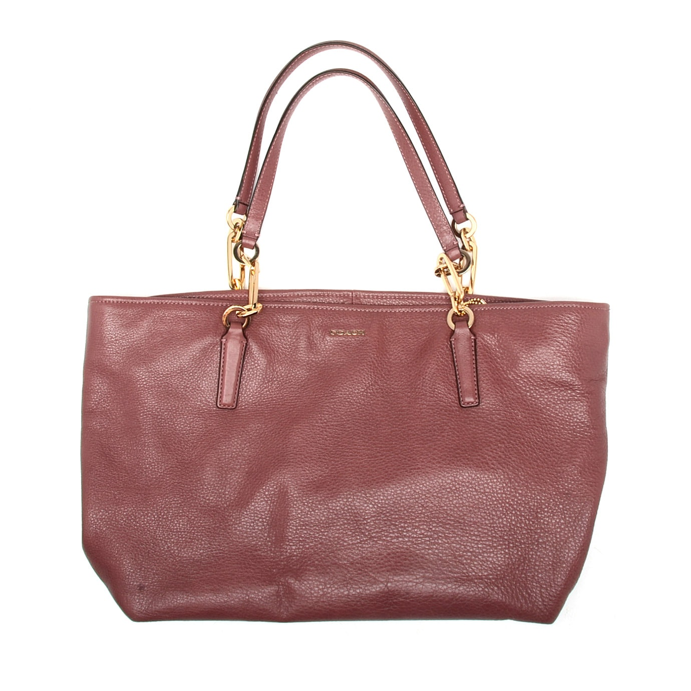 Coach Madison Tote Handbag