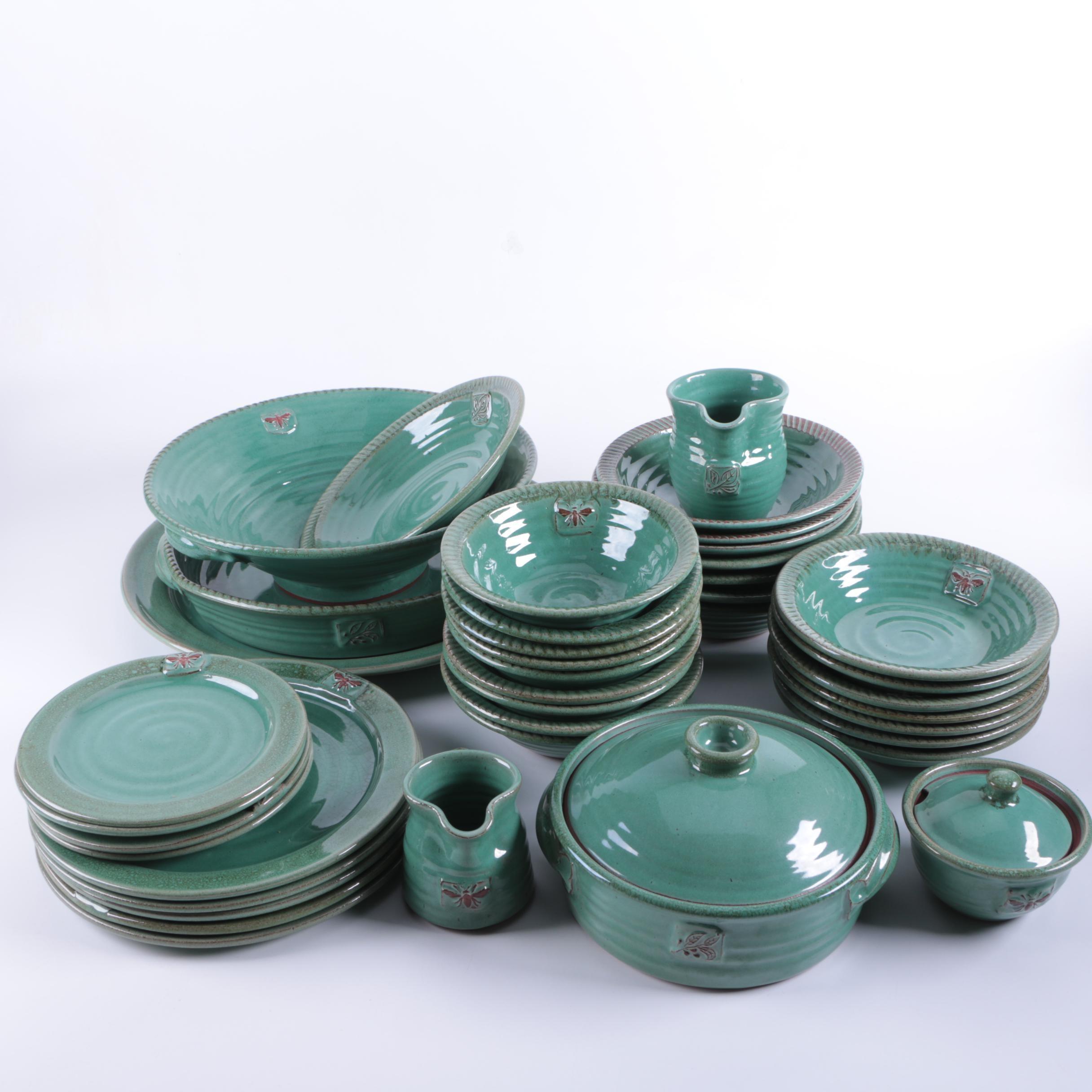 Handmade Stoneware Dinnerware