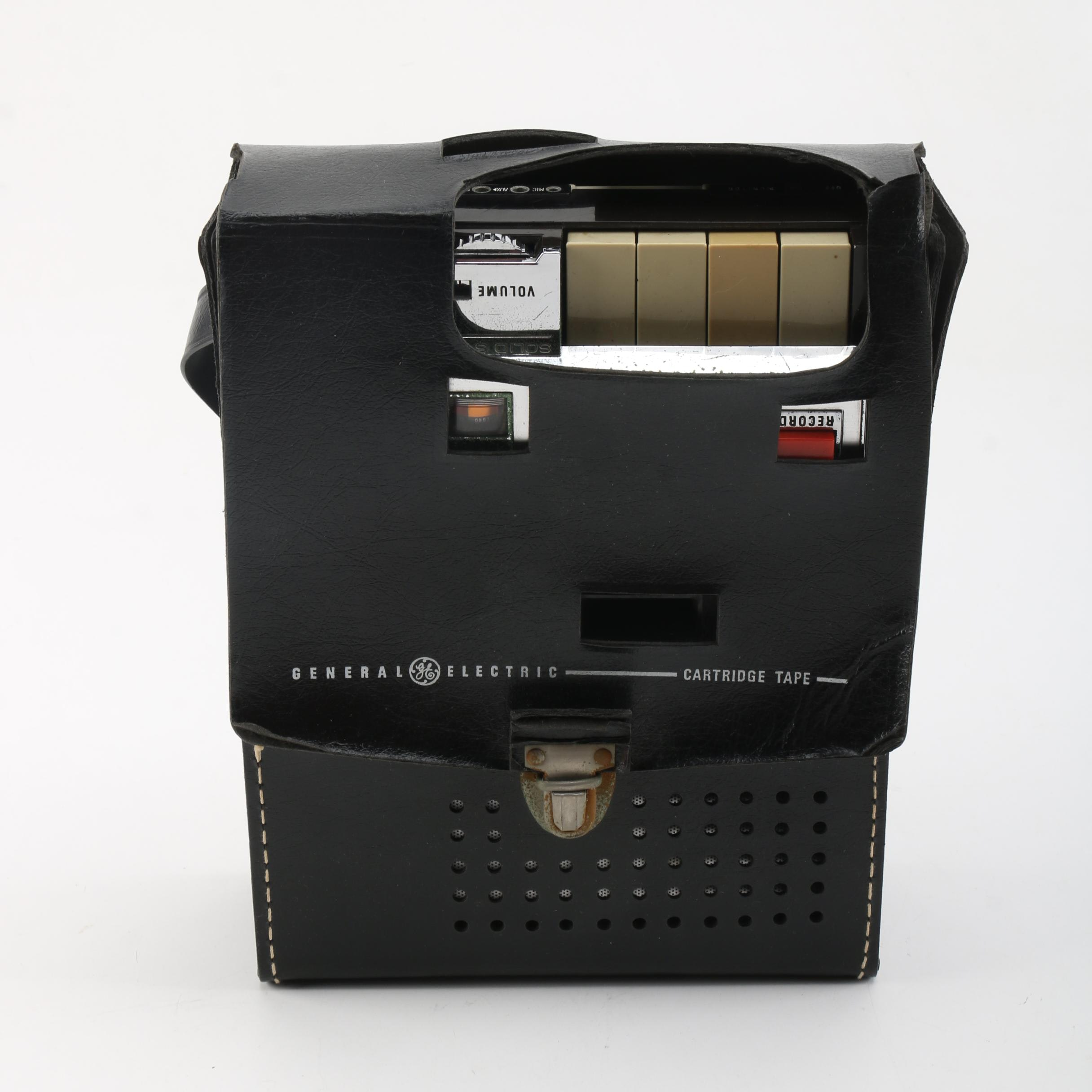 GE M8300 Model Tape Recorder